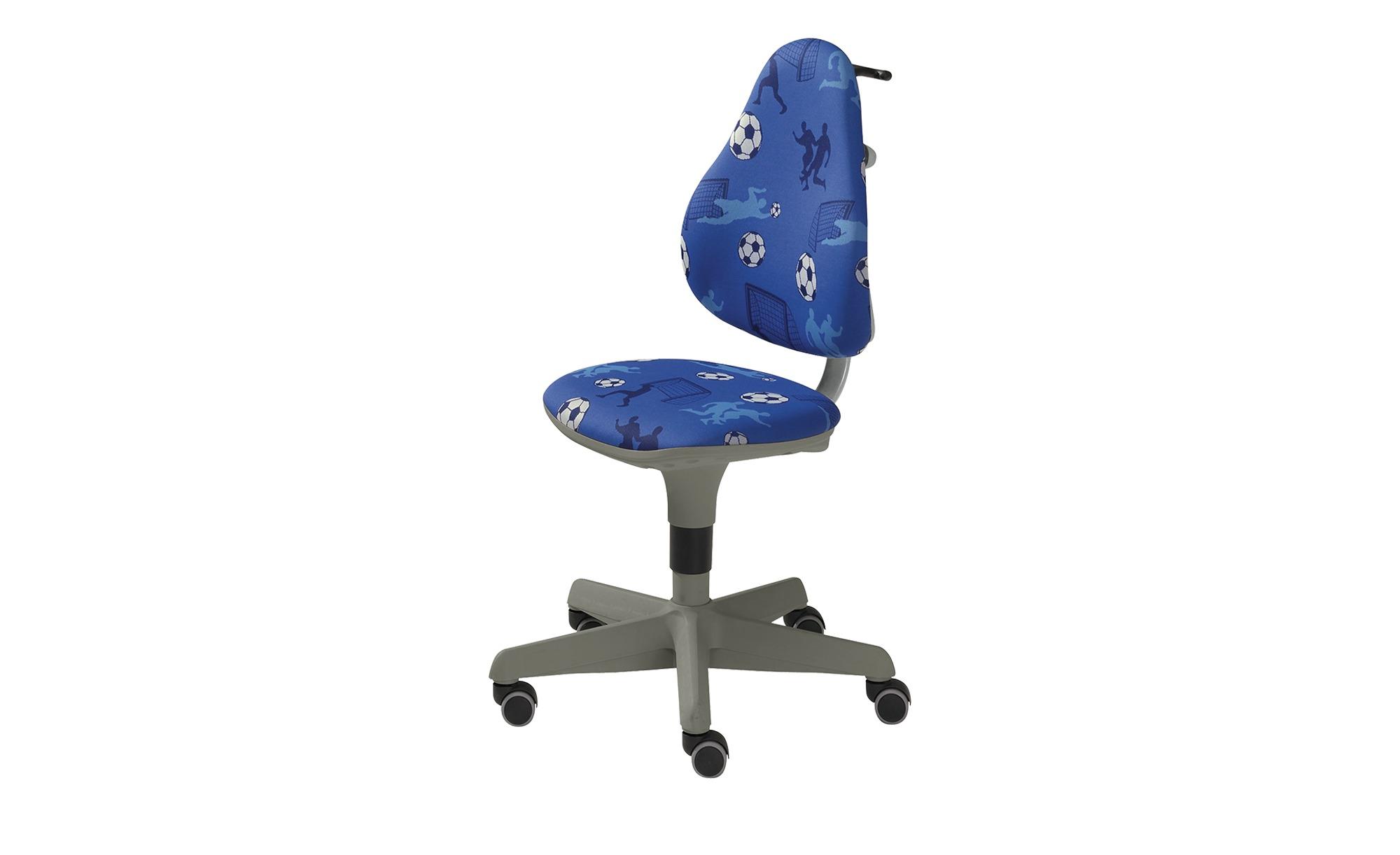 PAIDI Kinder- und Jugenddrehstuhl  Pepe - blau - Stühle > Bürostühle > Drehstühle - Möbel Kraft | Kinderzimmer > Kinderzimmerstühle > Kinderstühle | PAIDI