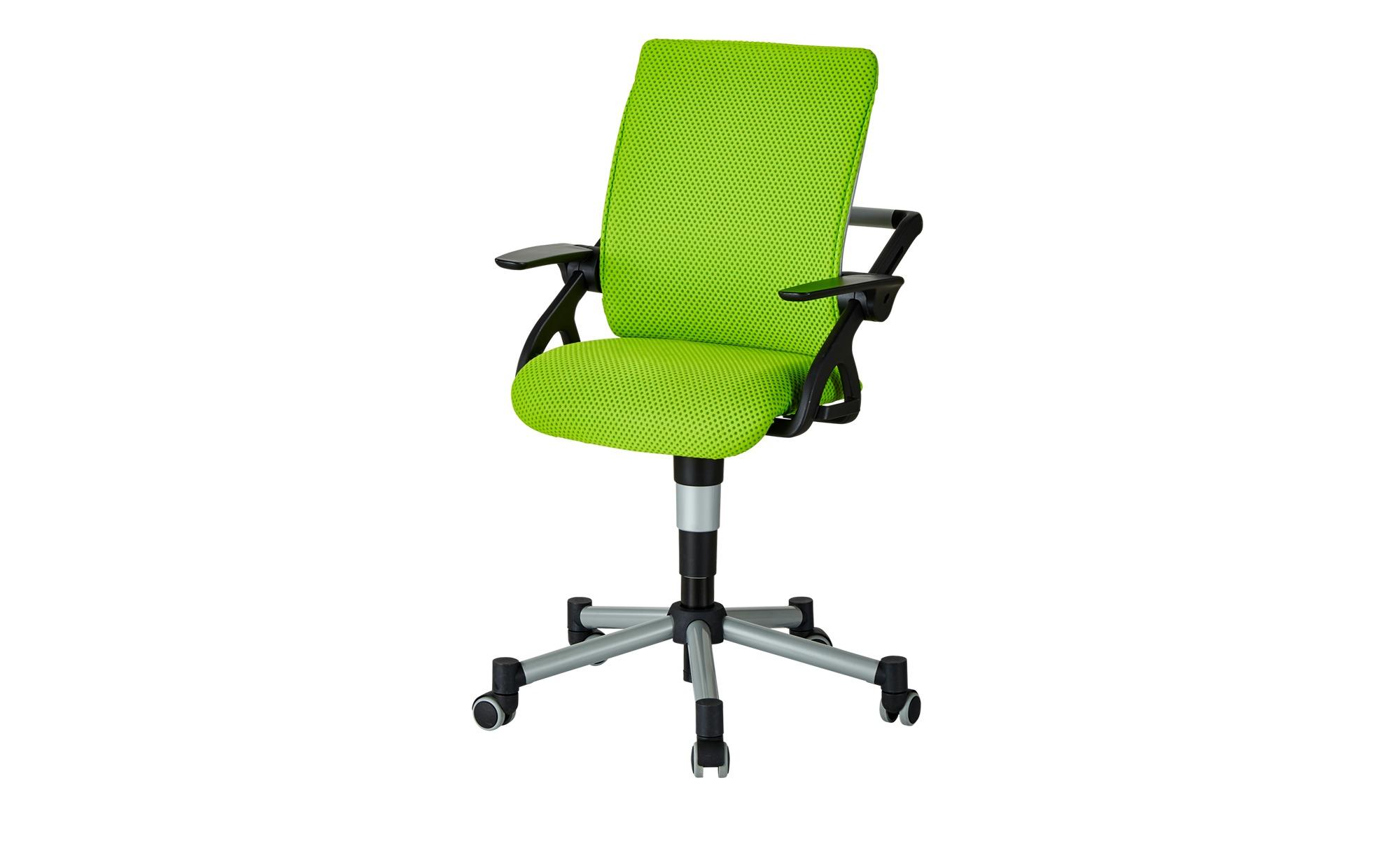 PAIDI Kinder- und Jugenddrehstuhl  Tio - grün - Stühle > Bürostühle > Drehstühle - Möbel Kraft | Kinderzimmer > Kinderzimmerstühle | Grün | PAIDI