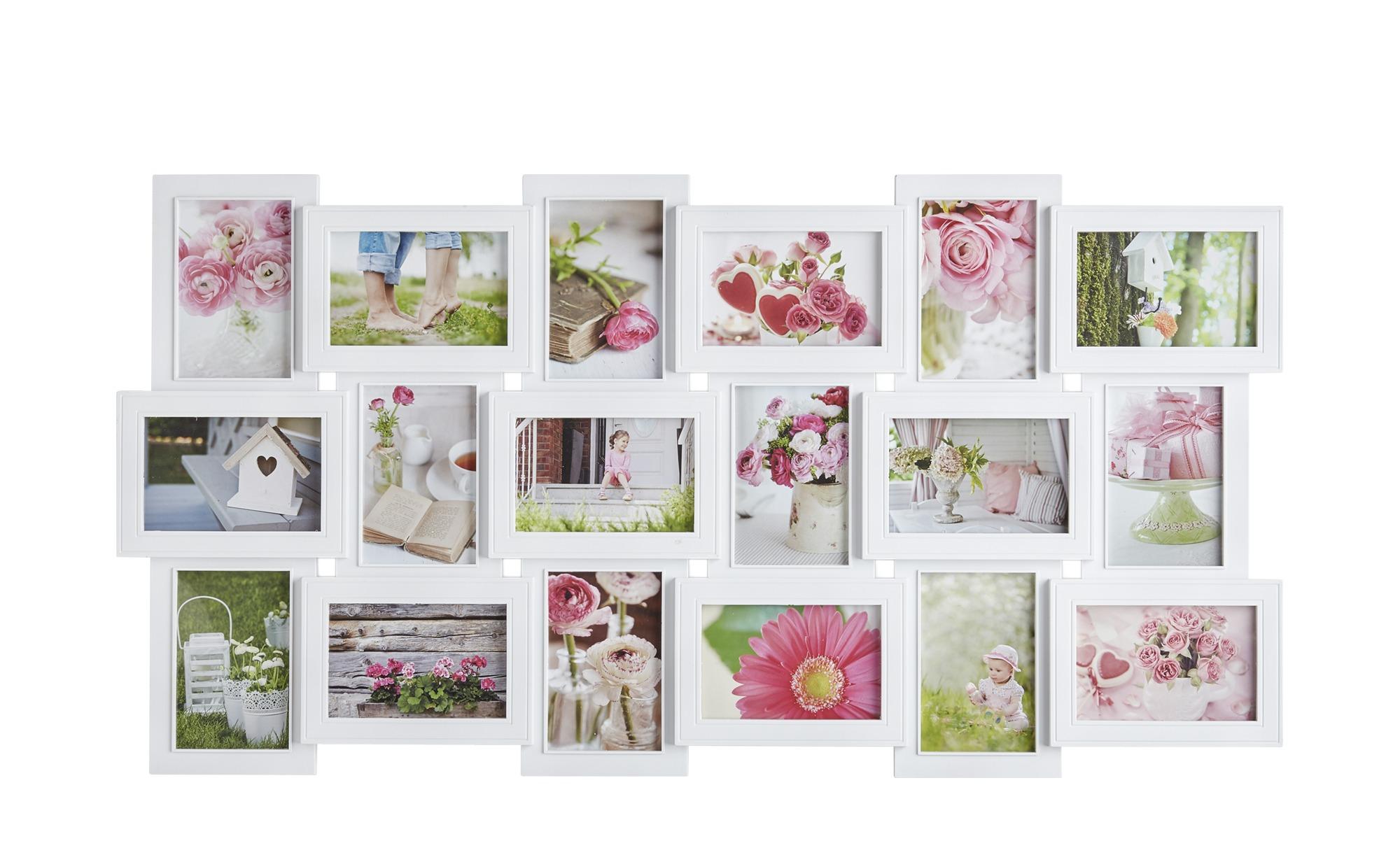Bilderrahmen Für Collage : bilderrahmen collage 18er wei wei bei m bel kraft ~ Watch28wear.com Haus und Dekorationen