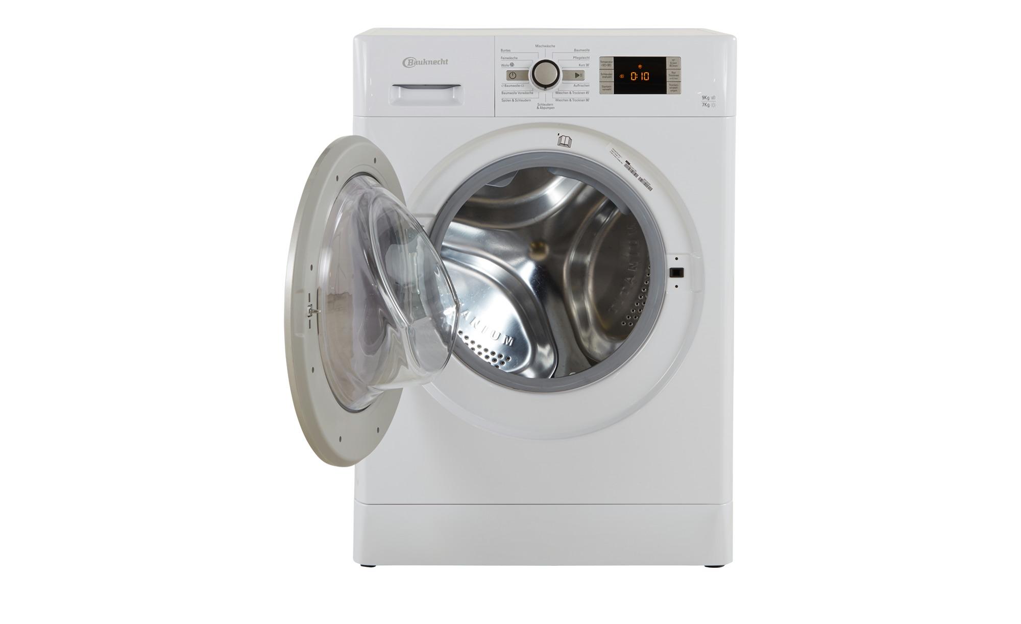 Bauknecht Waschtrockner Watk Prime 9716 Bei Möbel Kraft Online Kaufen