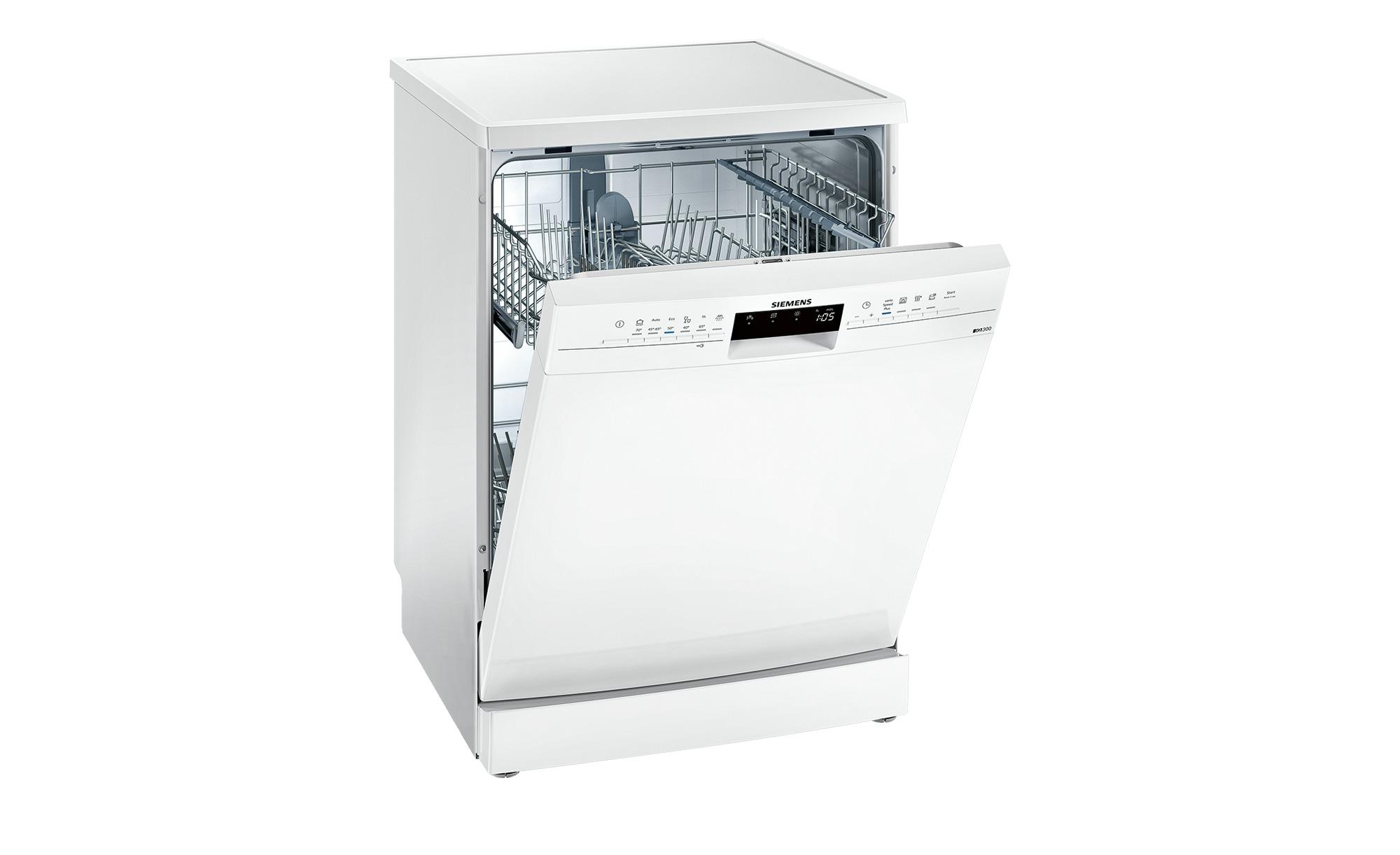 Siemens Geschirrspüler Sn 236 W 01 Ge Bei Möbel Kraft Online Kaufen