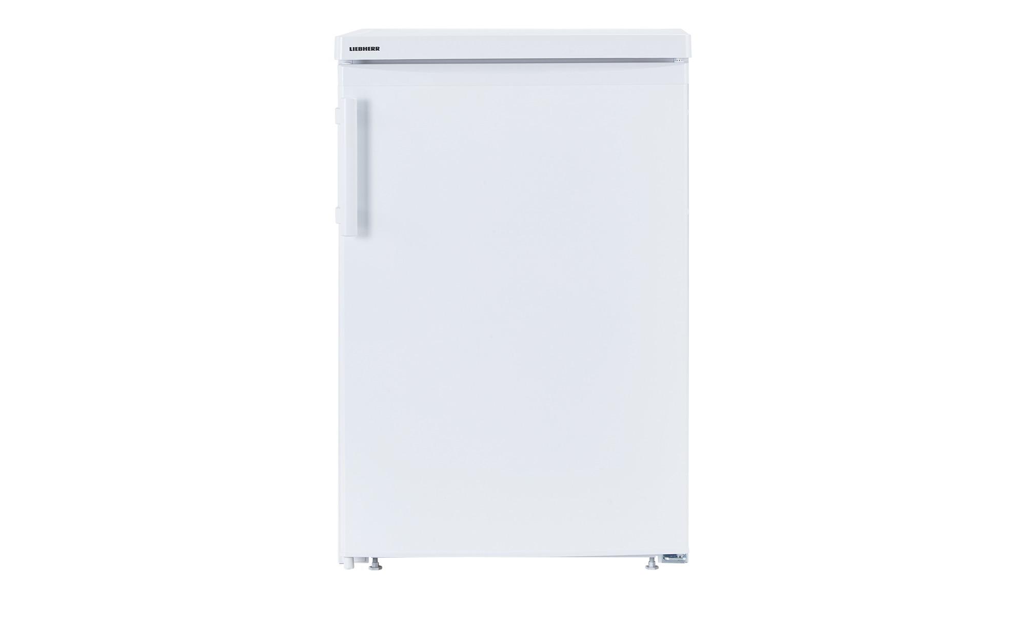 LIEBHERR Kühlschrank  TP1434-21 - weiß - Glas , Metall-lackiert, Kunststoff - 55,4 cm - 85 cm - 62,3 cm - Elektrogeräte > Kühlschränke - Möbel Kraft | Küche und Esszimmer > Küchenelektrogeräte > Kühlschränke | Metall | LIEBHERR