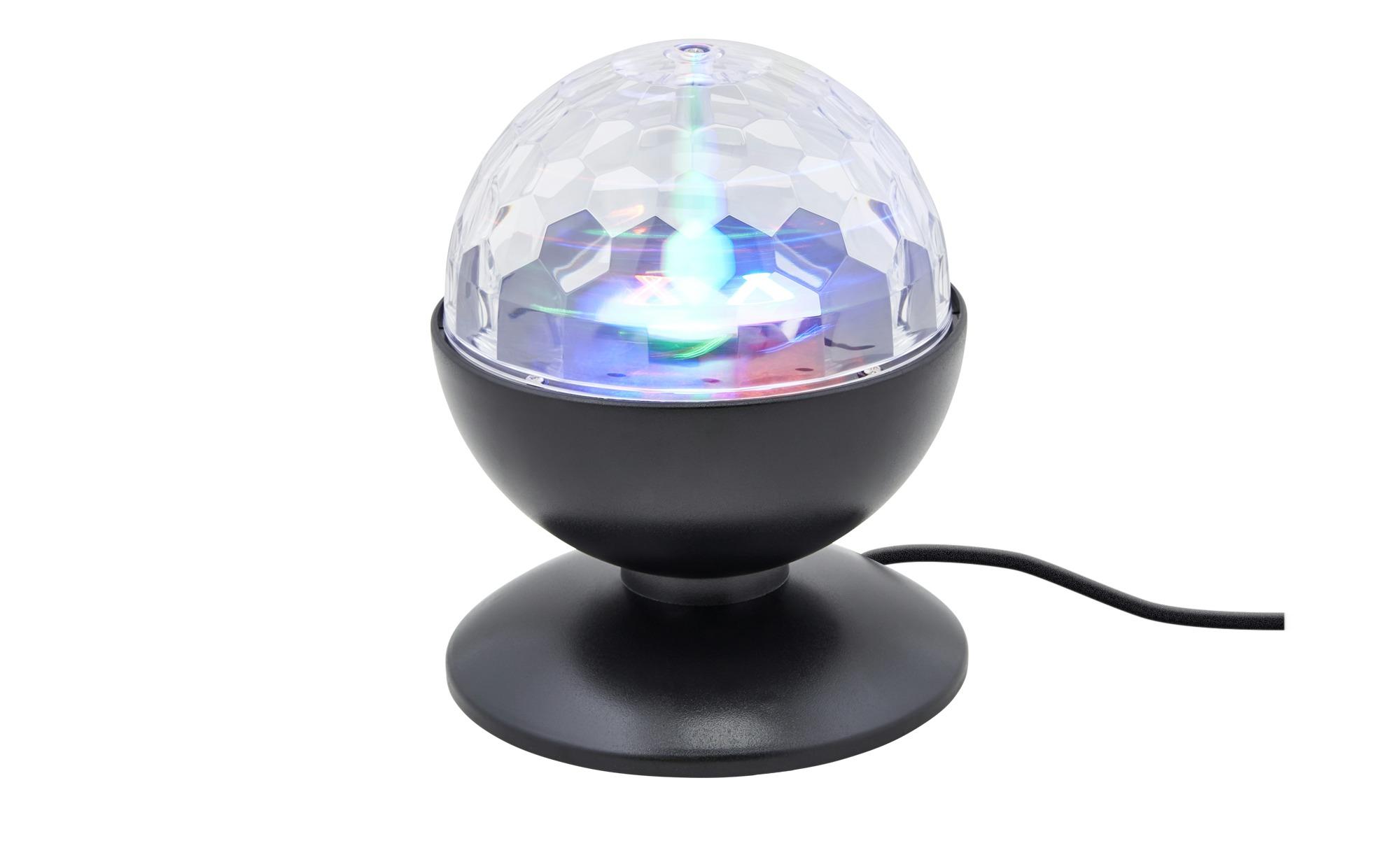 for friends Tischleuchte  `Diskokugel` - schwarz - 15,5 cm - Lampen & Leuchten > Innenleuchten > Kinderlampen - Möbel Kraft | Kinderzimmer > Kindertische | for friends