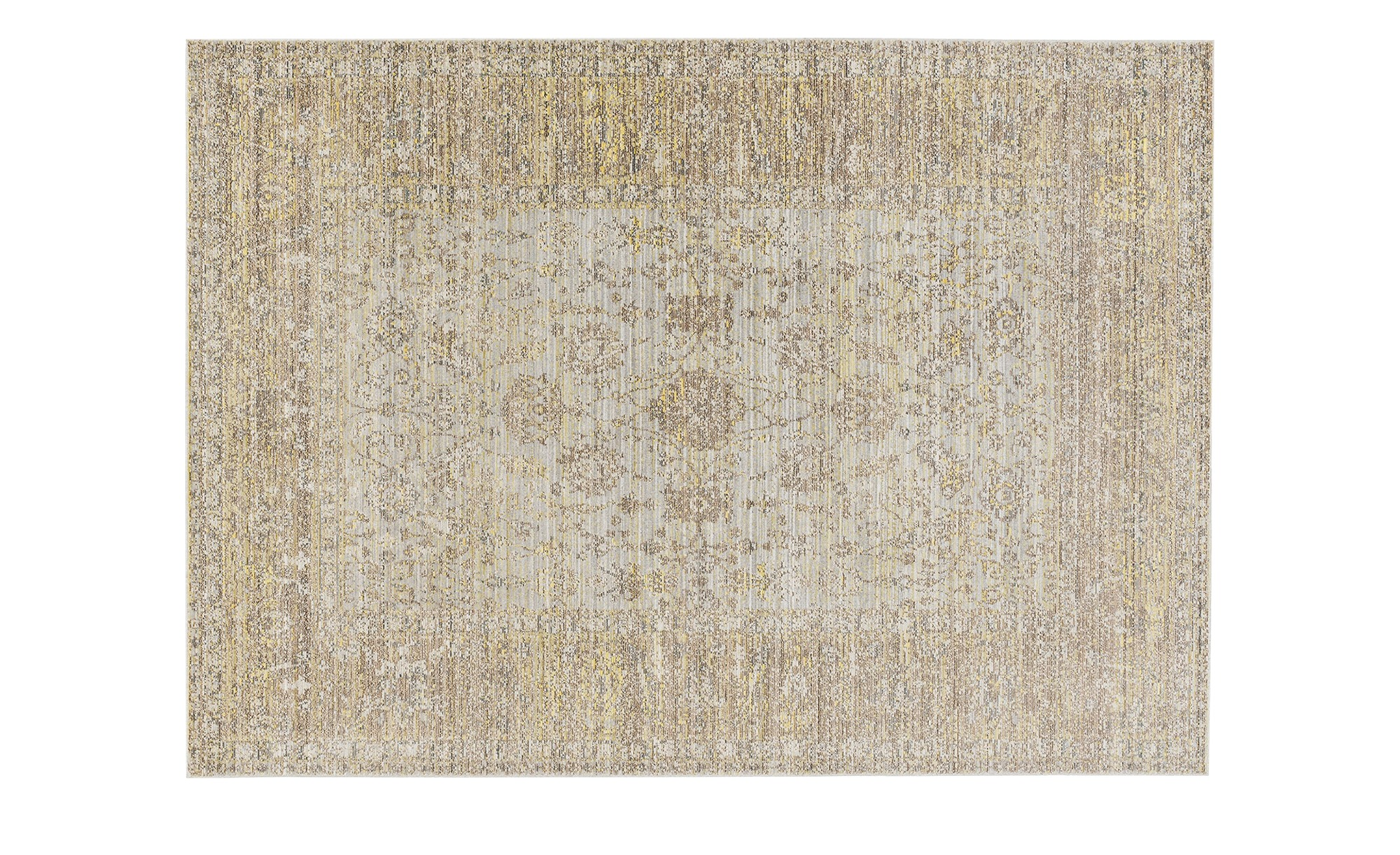 SCHÖNER WOHNEN Kurzflorteppich - beige - 100% Polyester, Synthethische Fasern - 170 cm - Teppiche > Wohnteppiche - Möbel Kraft | Heimtextilien > Teppiche > Sonstige-Teppiche | SCHÖNER WOHNEN
