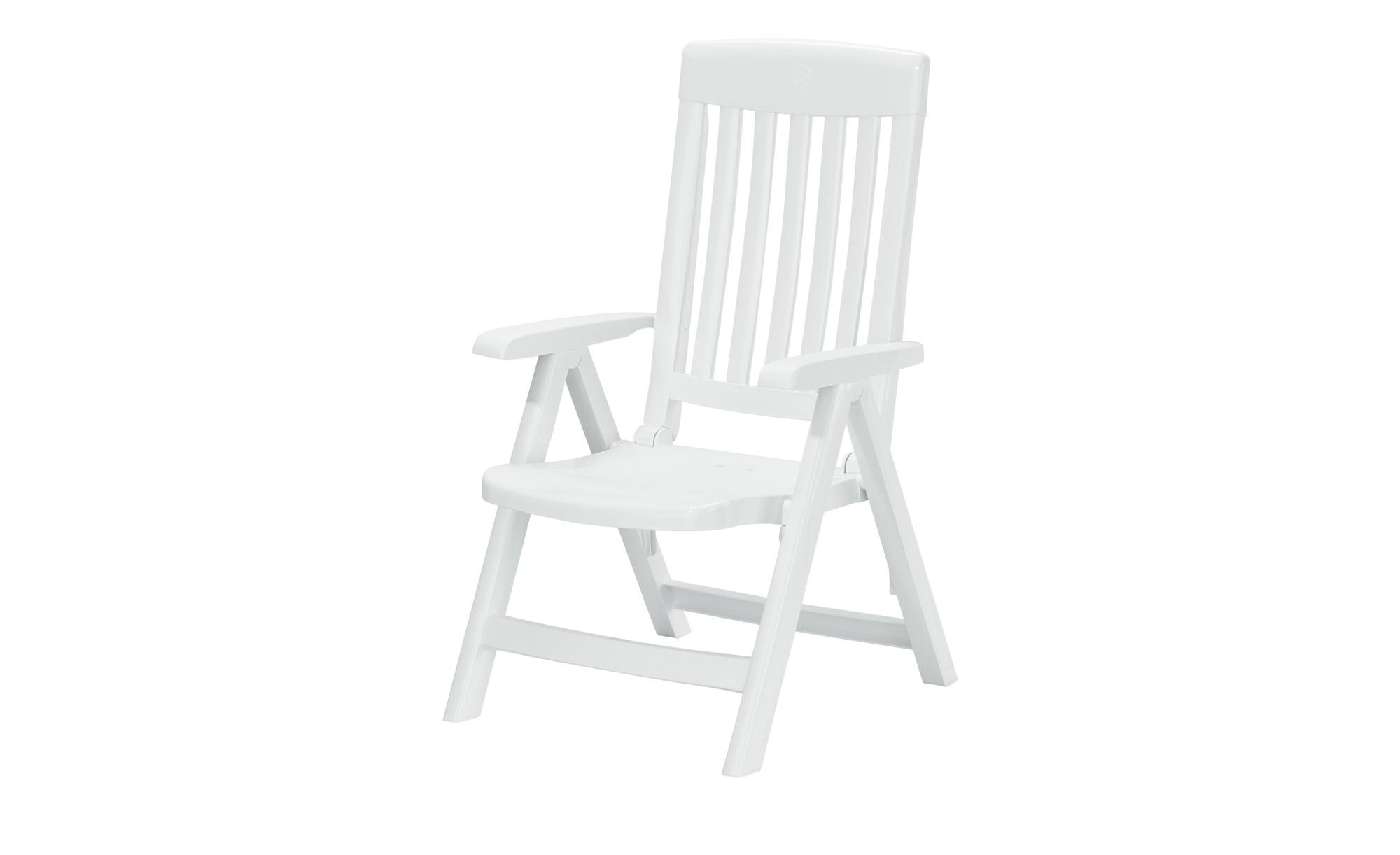 Sieger Garten Klappsessel Palma Weiß Bei Möbel Kraft Online Kaufen