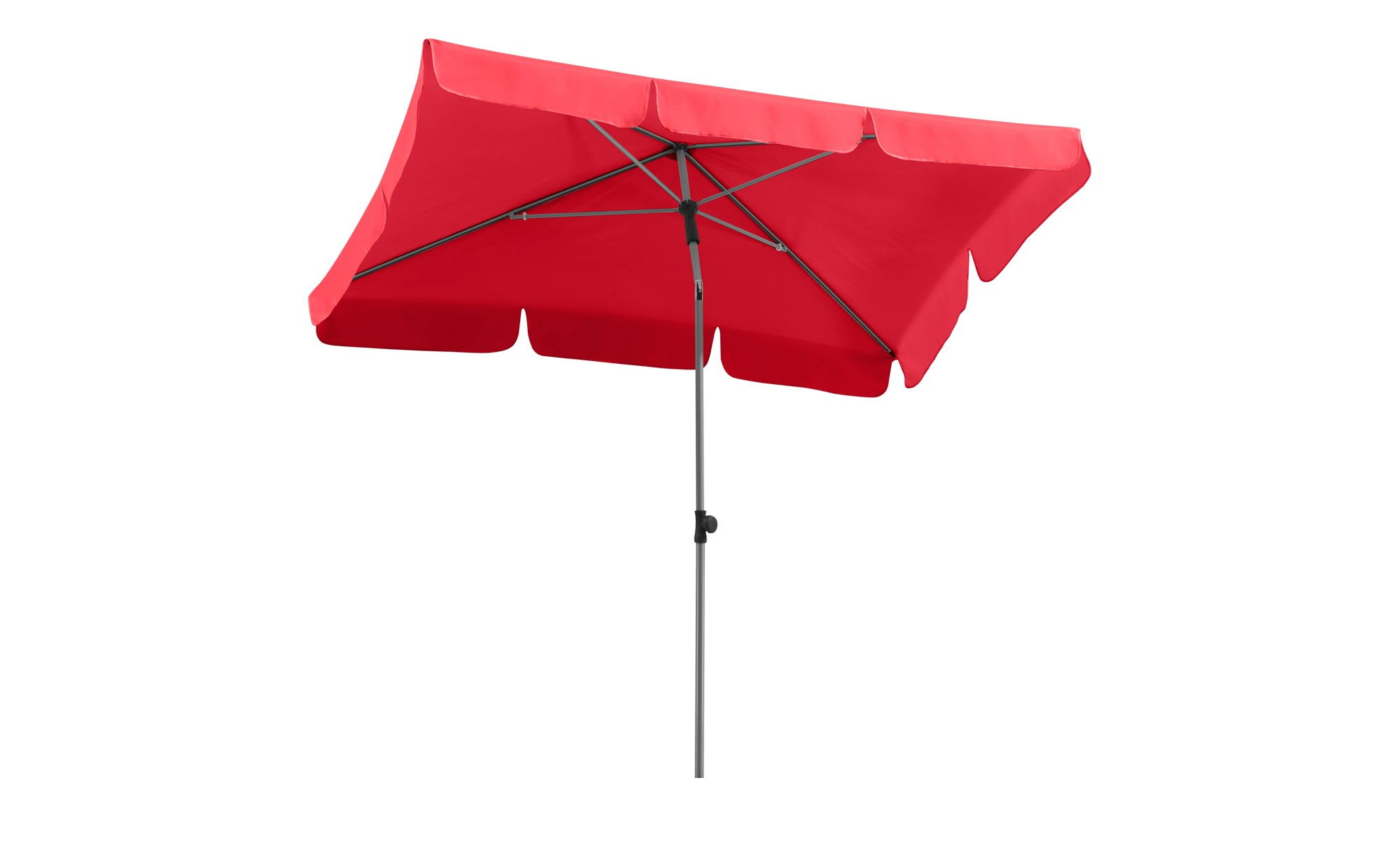 Sonnenschirm - 180 cm - 220 cm - 120 cm - Garten > Sonnenschutz > Sonnenschirme - Möbel Kraft | Garten > Sonnenschirme und Markisen > Sonnenschirme | Möbel Kraft