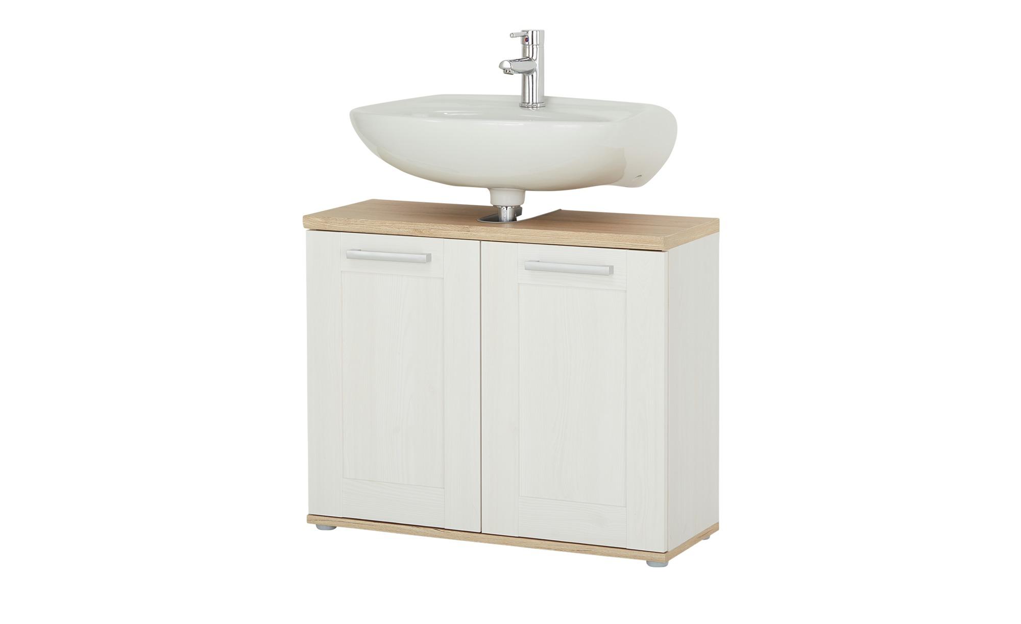 Waschbeckenunterschrank, gefunden bei Möbel Kraft