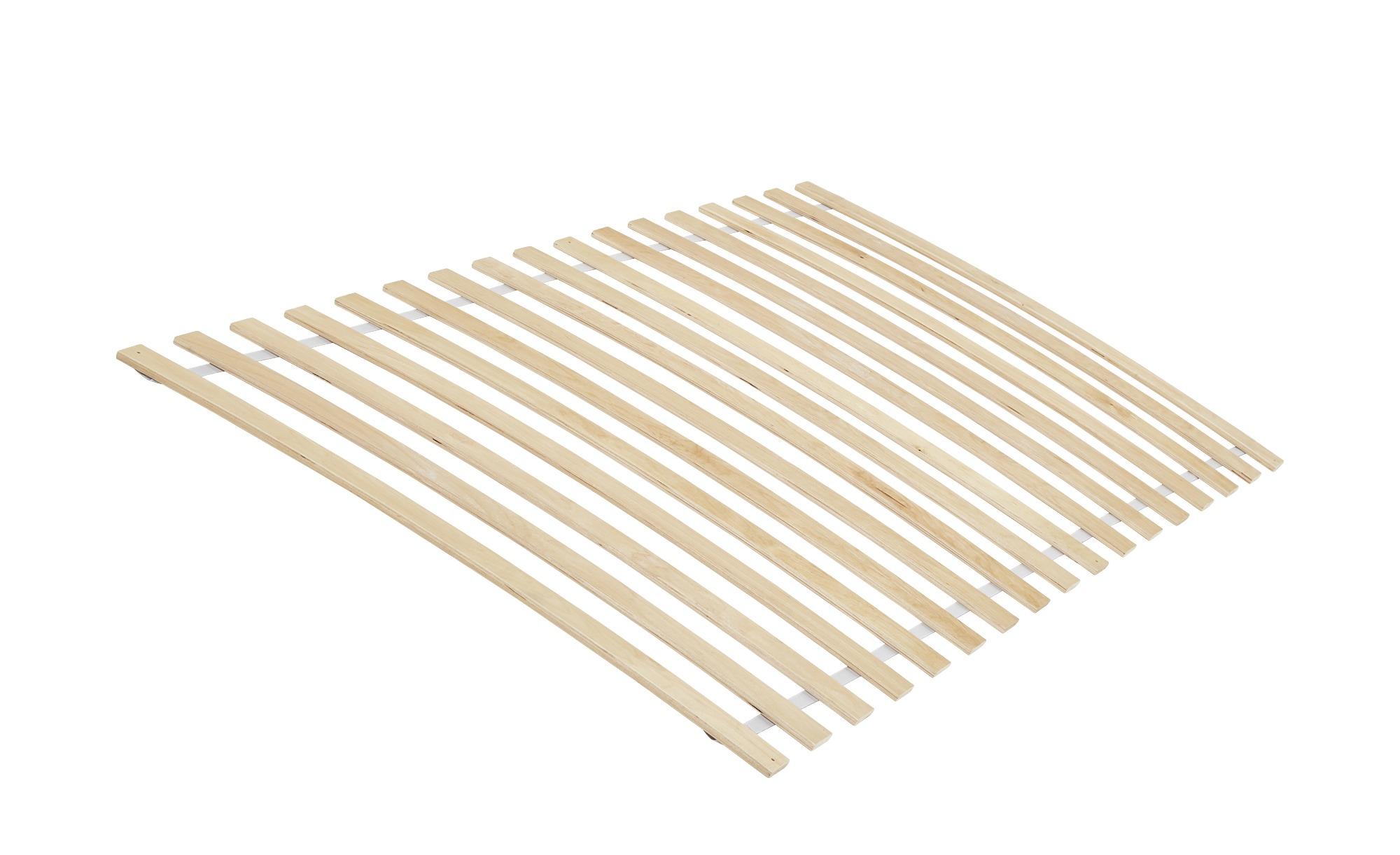 Rollrost - holzfarben - Matratzen & Zubehör > Lattenroste - Möbel Kraft | Schlafzimmer > Lattenroste > Rollroste | Sconto