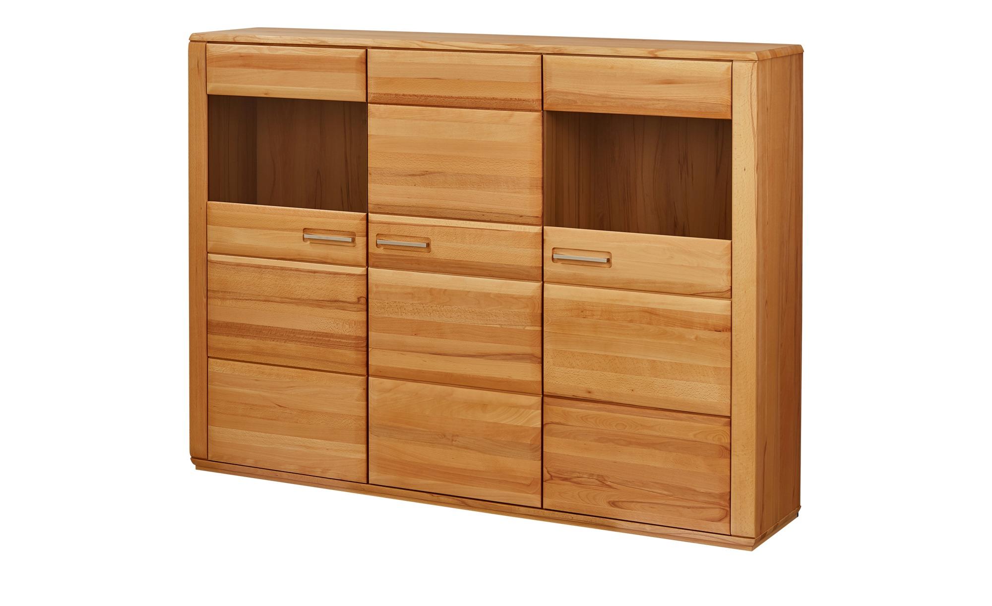 Woodford Highboard Dio Kernbuche Bei Möbel Kraft Online Kaufen
