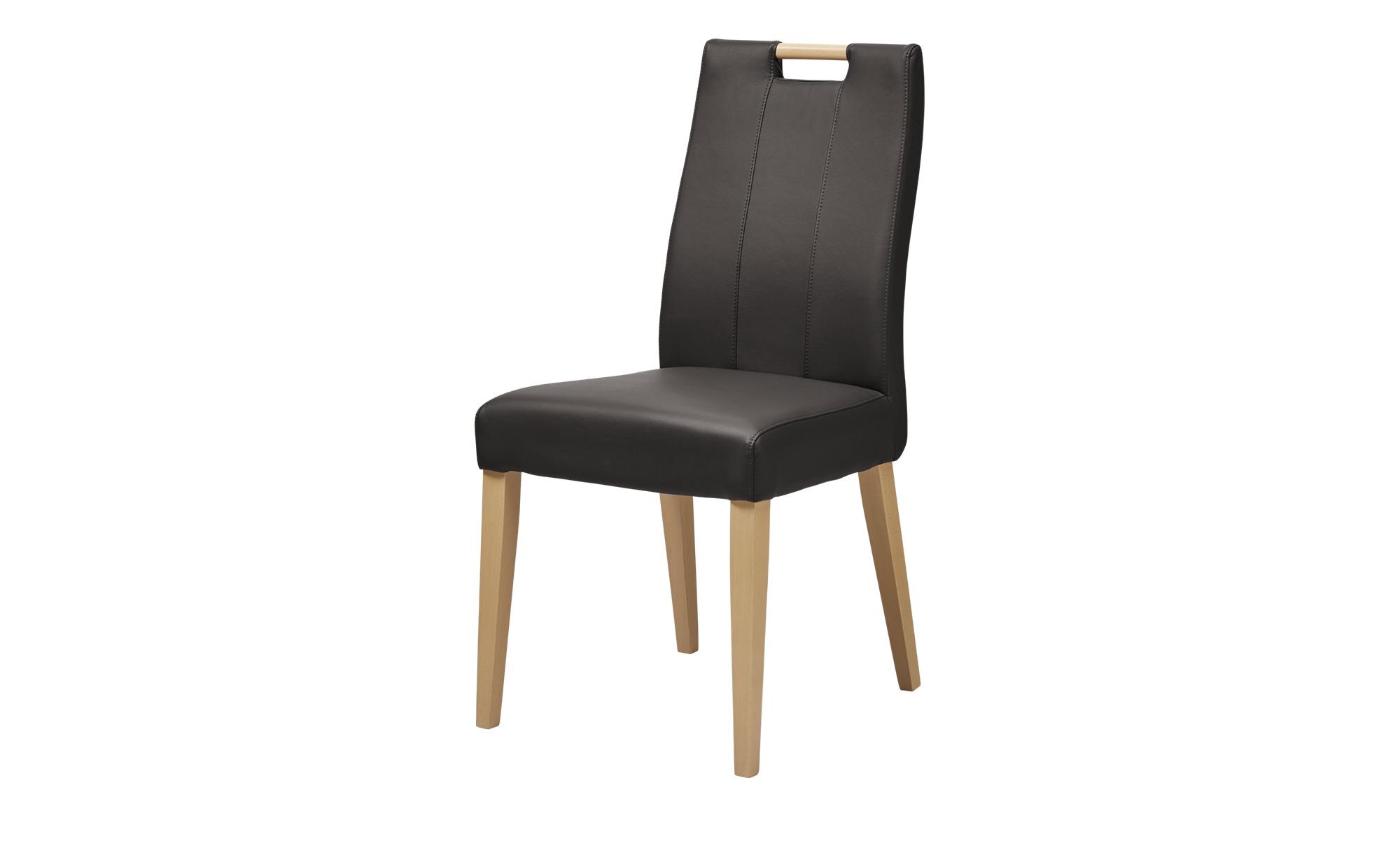 Woodford Stuhl Vivien braun 47 cm 96 cm 59 cm Stühle > Esszimmerstühle Möbel Kraft