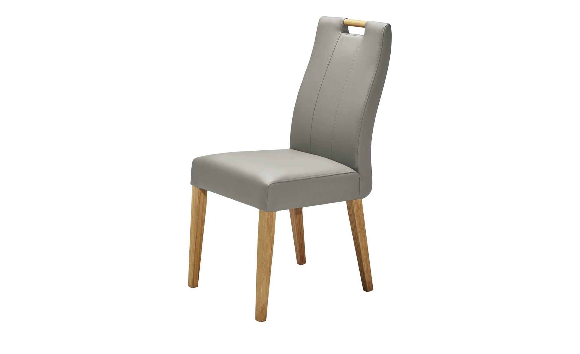 Woodford Stuhl Vivien grau 47 cm 96 cm 59 cm Stühle > Esszimmerstühle Möbel Kraft