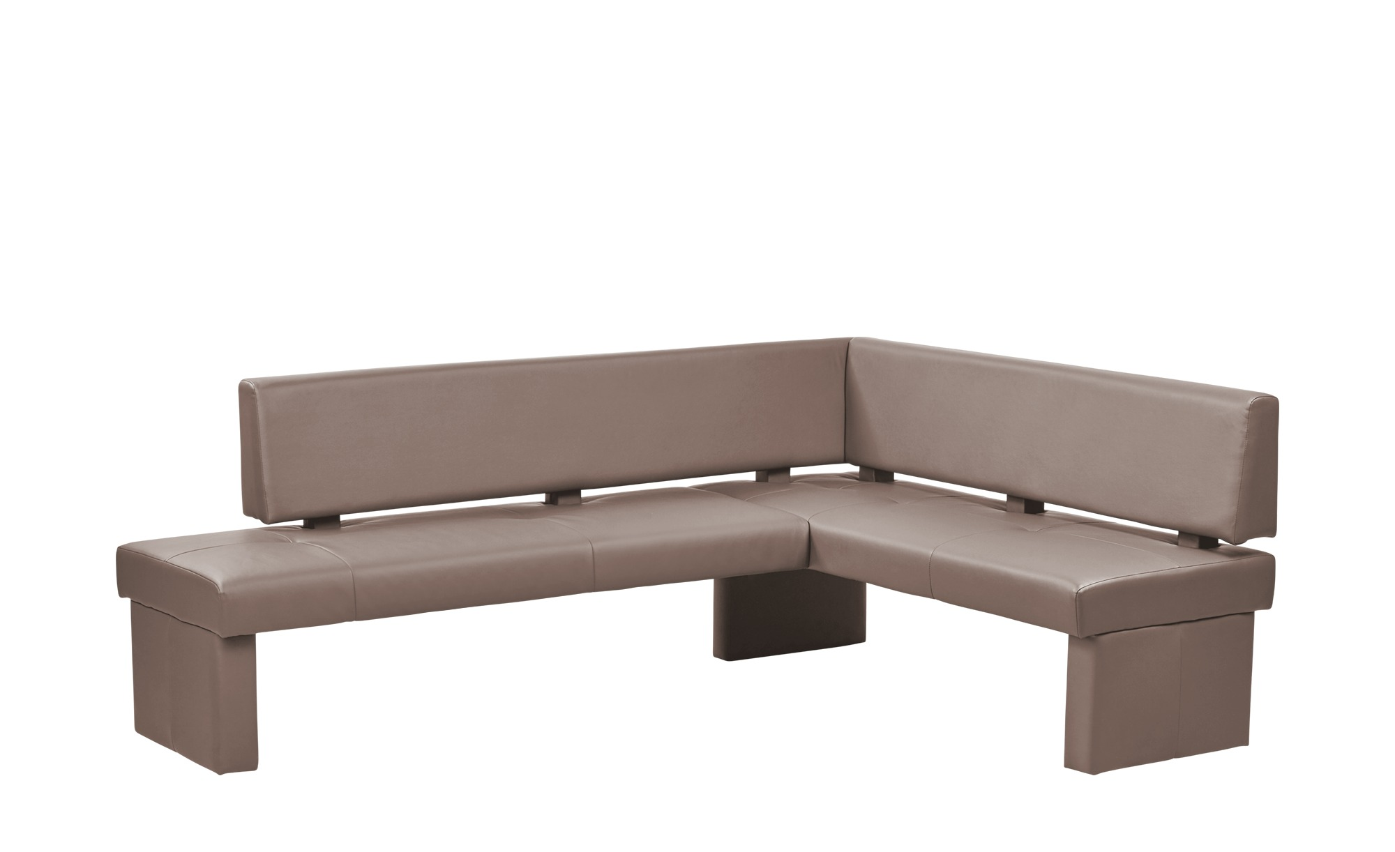Woodford Eckbank  Seta - grau - 86 cm - Bänke > Eckbänke - Möbel Kraft | Küche und Esszimmer > Sitzbänke > Eckbänke | Woodford