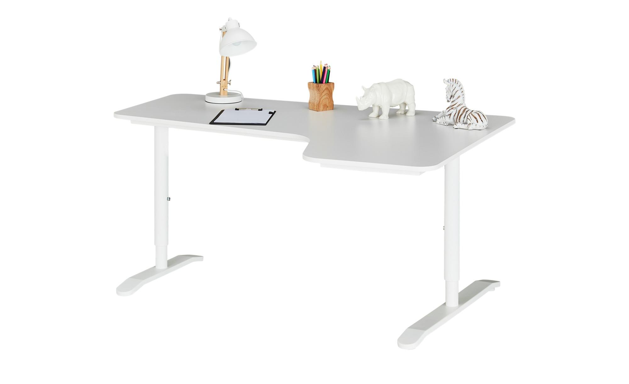 Eck- Computertisch - 160 cm - 65 cm - 110 cm - Tische > Bürotische - Möbel Kraft | Büro > Bürotische > Computertische | Sconto