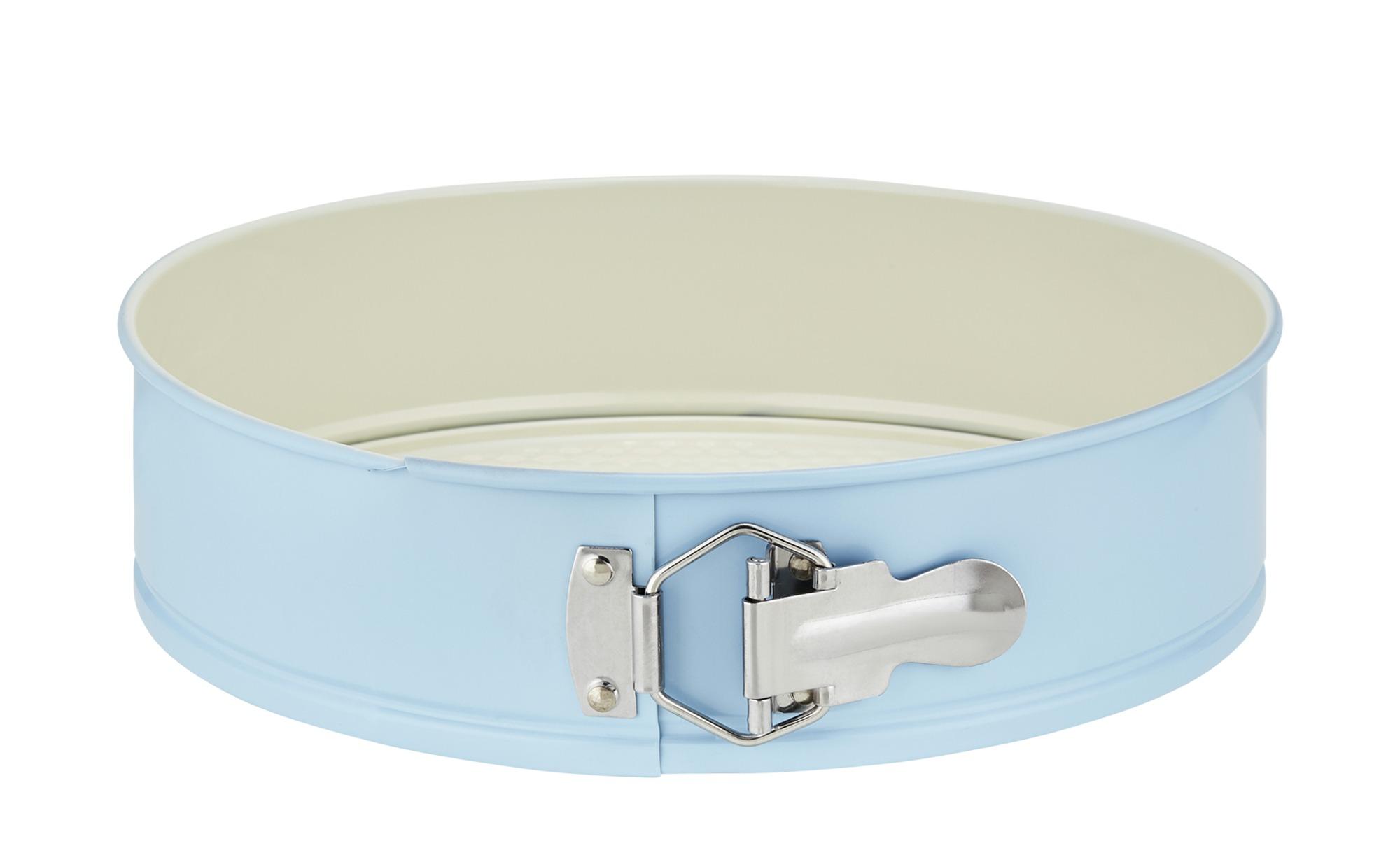 for friends Springform - blau - 7 cm - Backen & Zubehör > Kuchenformen - Möbel Kraft   Küche und Esszimmer > Kochen und Backen > Backformen   for friends