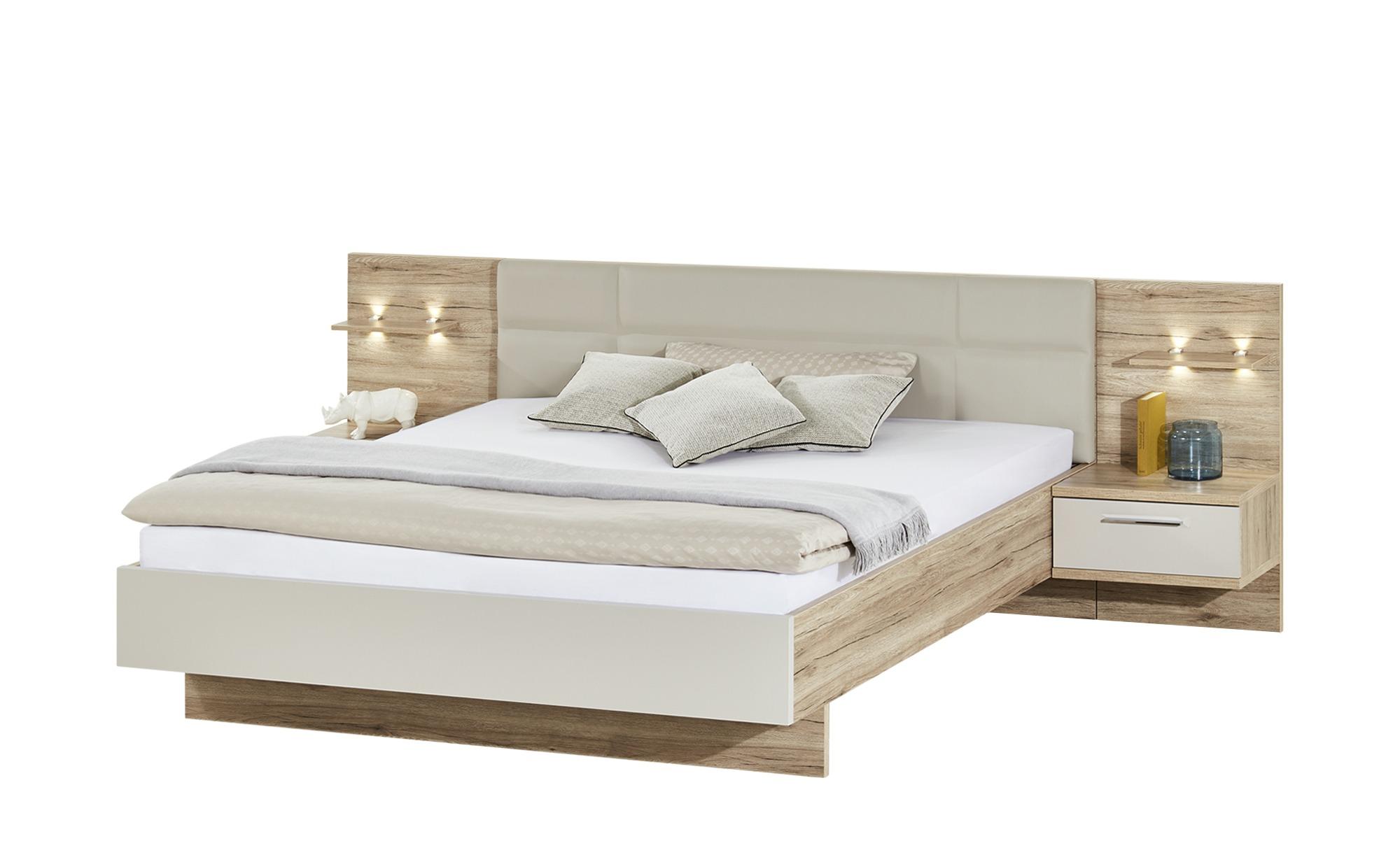 uno Komplett-Schlafzimmer, 4-teilig Paris - Möbel Kraft