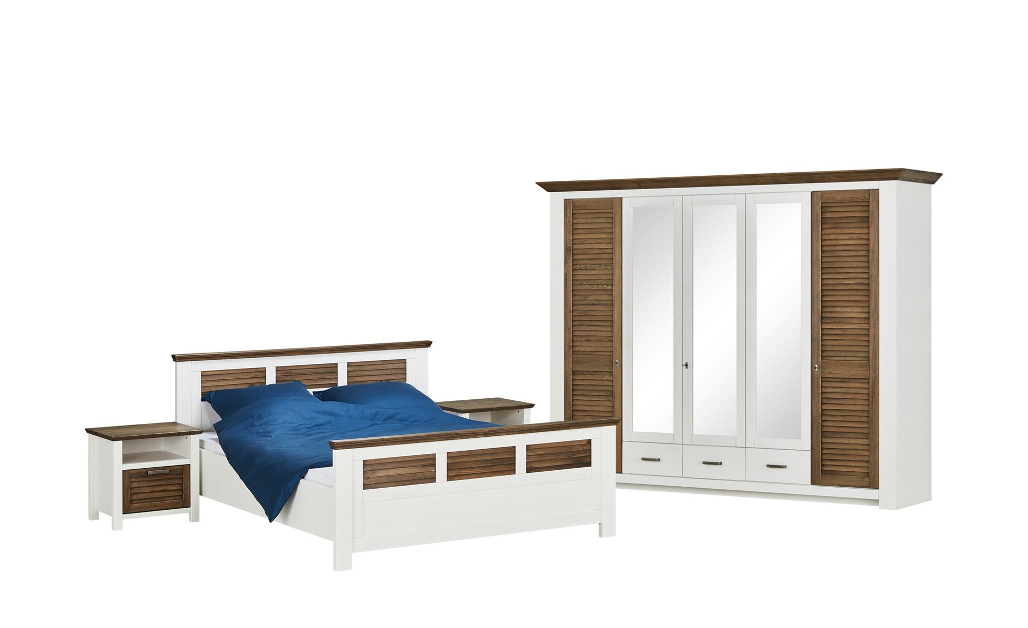 Komplett-Schlafzimmer 4-teilig, gefunden bei Möbel Kraft