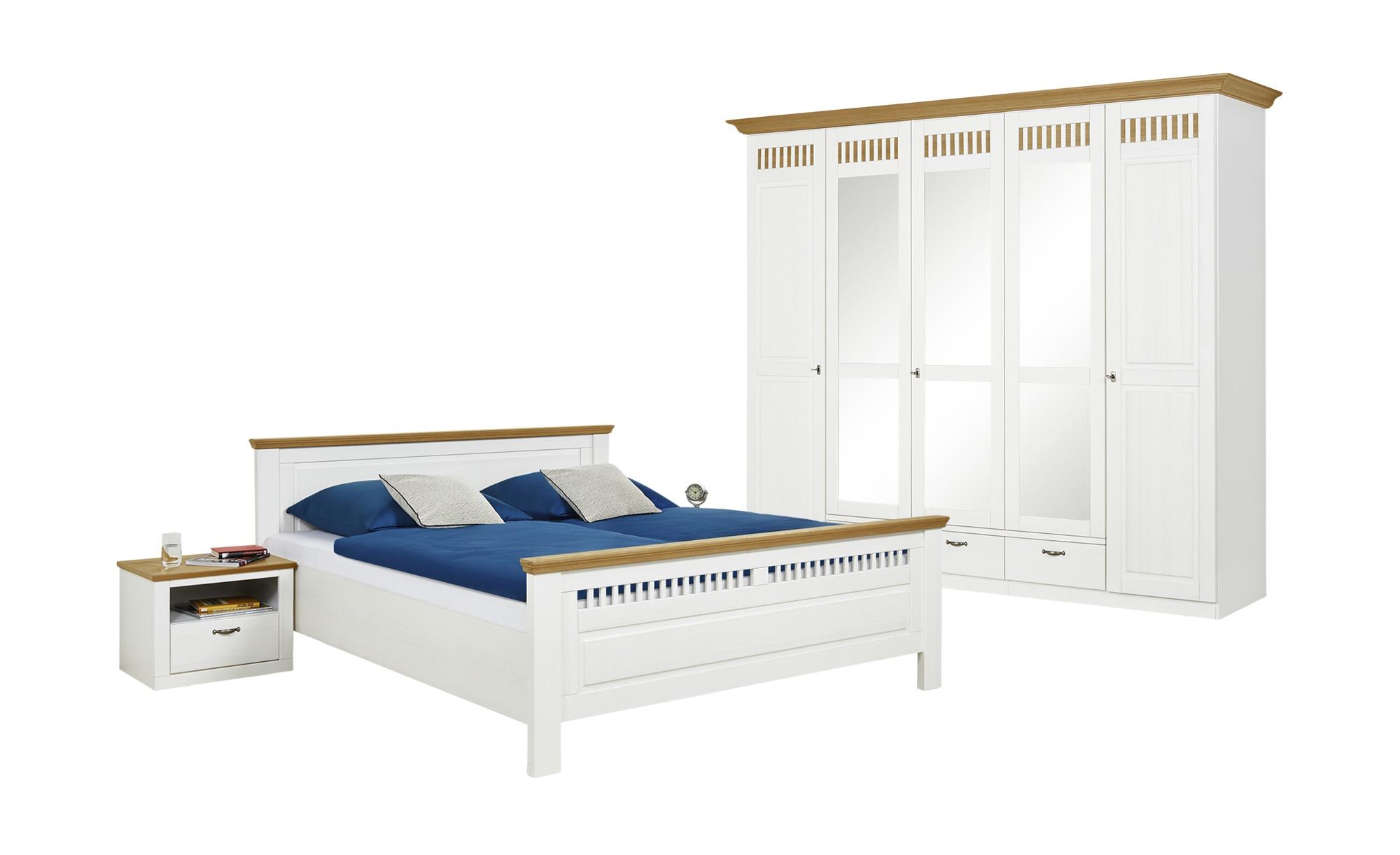 Woodford Schlafzimmer, 4-teilig Monza, gefunden bei Möbel Kraft