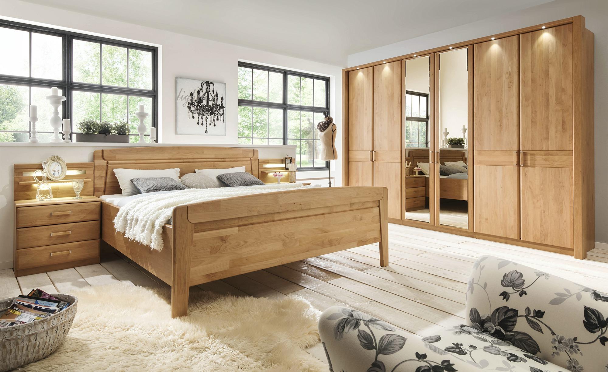 Woodford Schlafzimmer, 4-teilig Lausanne, gefunden bei Möbel Kraft