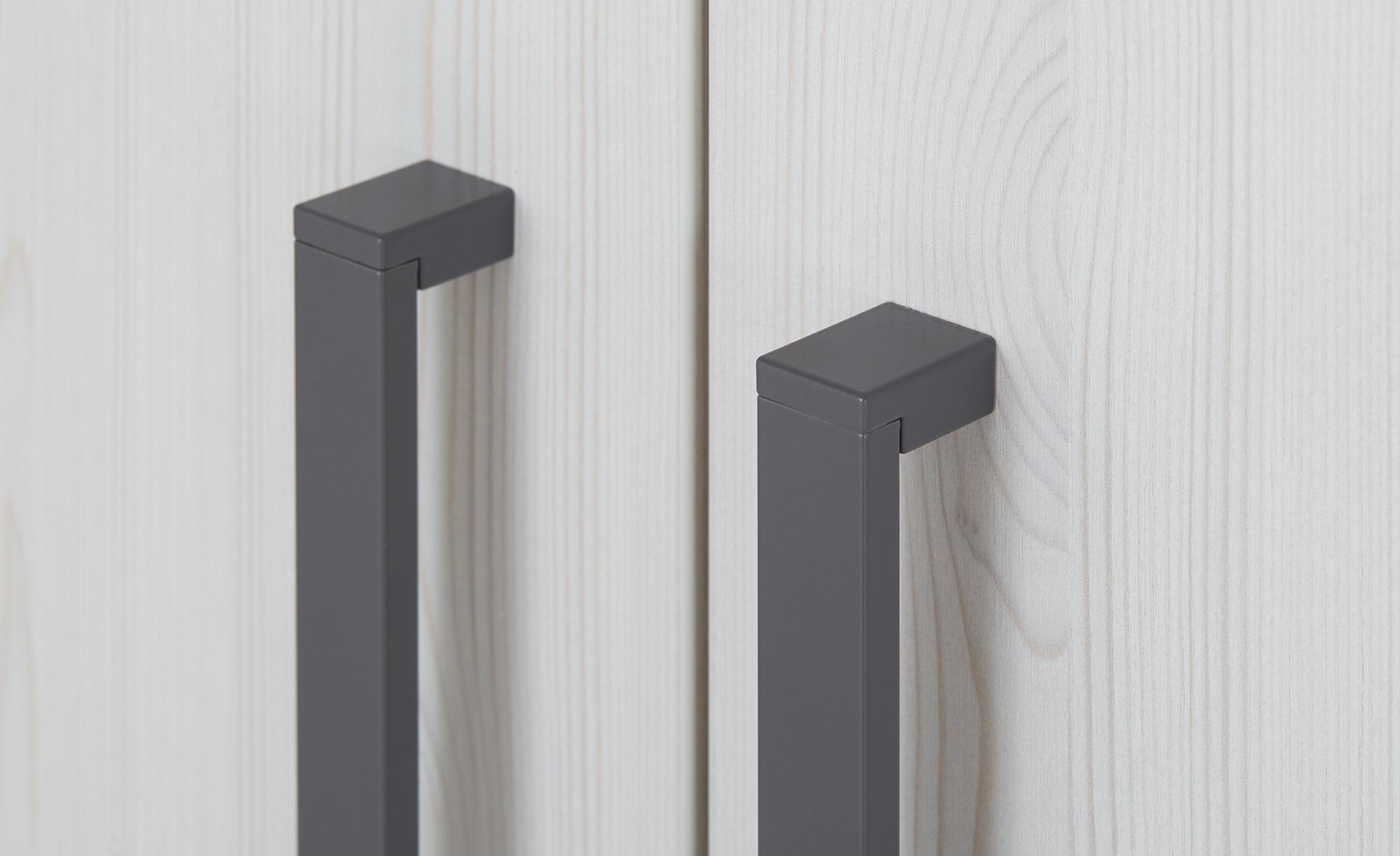 PAIDI Kleiderschrank Laslo | 3 Stück - Bei Möbel Kraft