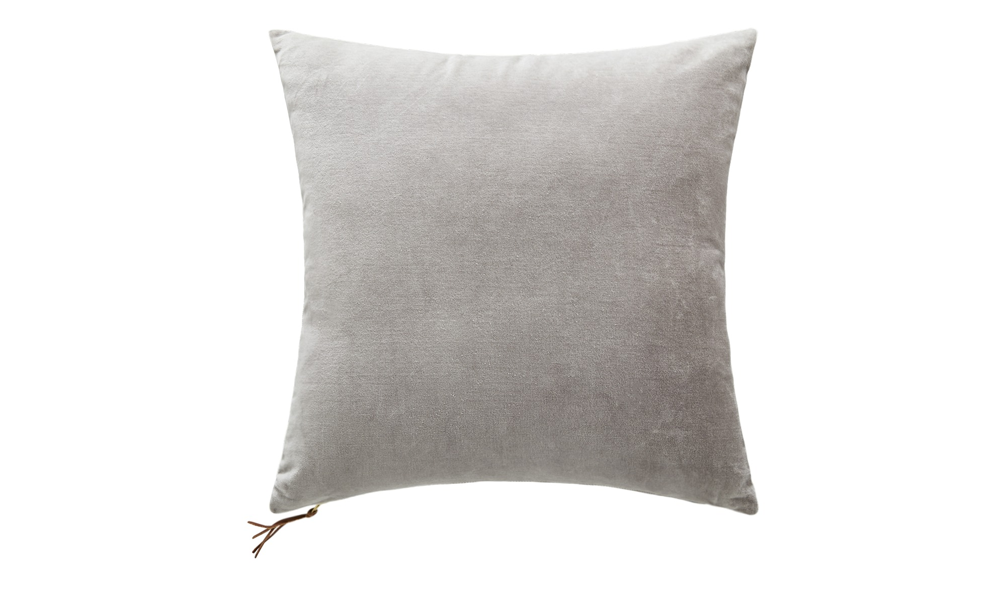 Kissenhülle Kissenbezug Dekokissen 100/% Baumwolle 15 Maße Zickzack