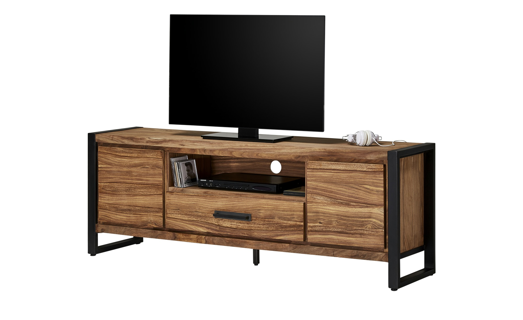 gray jones tv lowboard tierra fuego 170 cm 60 cm 42 cm kommoden sideboards lowboards mobel kraft