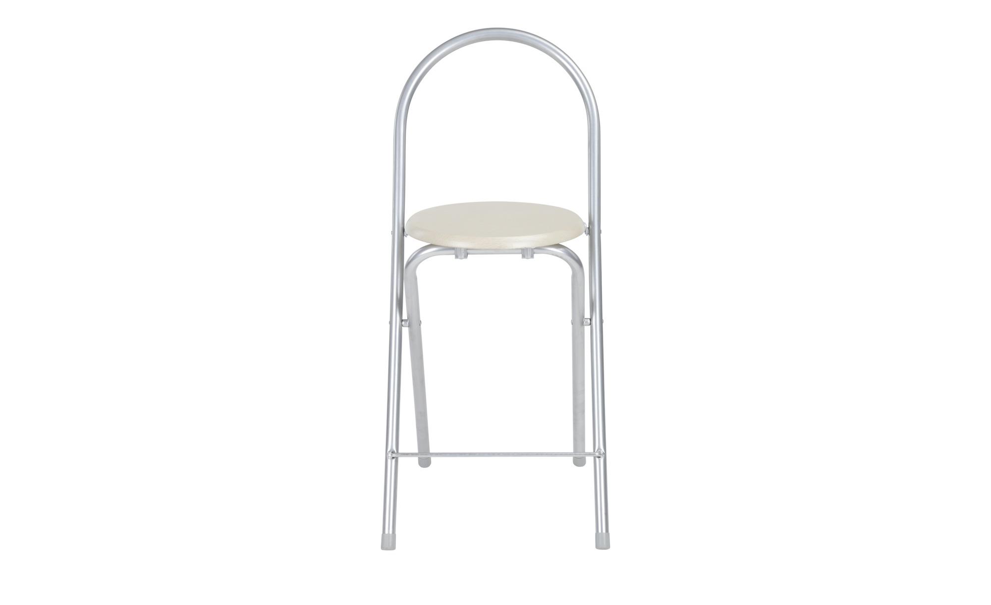 Tresenklapphocker - weiß - Stühle > Barhocker - Möbel Kraft günstig online kaufen