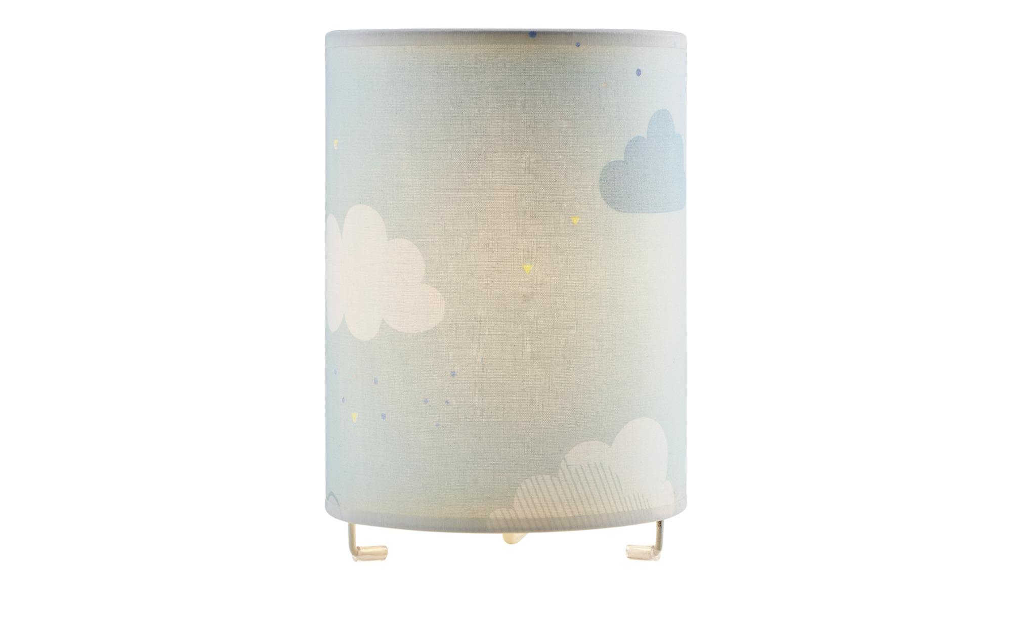 Uups Tischleuchte   süße Wolke - blau - 20 cm - Lampen & Leuchten > Innenleuchten > Kinderlampen - Möbel Kraft | Kinderzimmer > Kindertische | Uups