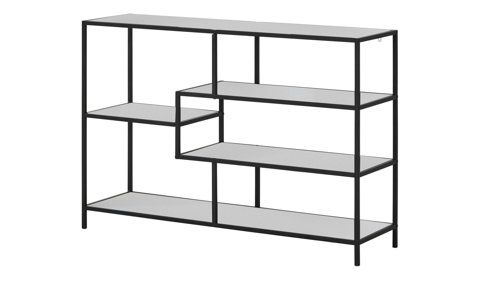 Regal - weiß - 114 cm - 78 cm - 35 cm - Regale > Bücherregale - Möbel Kraft | Wohnzimmer > Regale > Bücherregale | Möbel Kraft