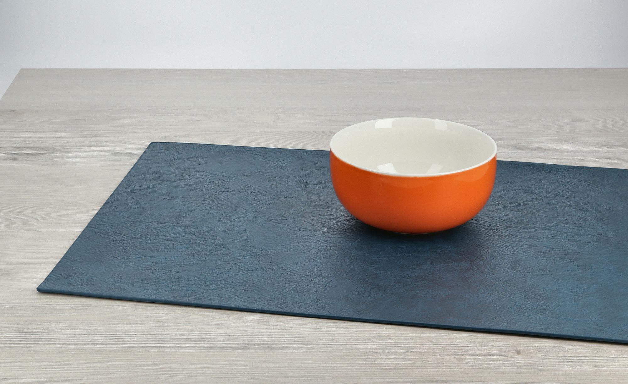 ASA SELECTION Platzset - blau - Polyurethane - 46 cm - Heimtextilien > Tischwäsche > Platzsets - Möbel Kraft | Heimtextilien > Tischdecken und Co > Platz-Sets | ASA SELECTION