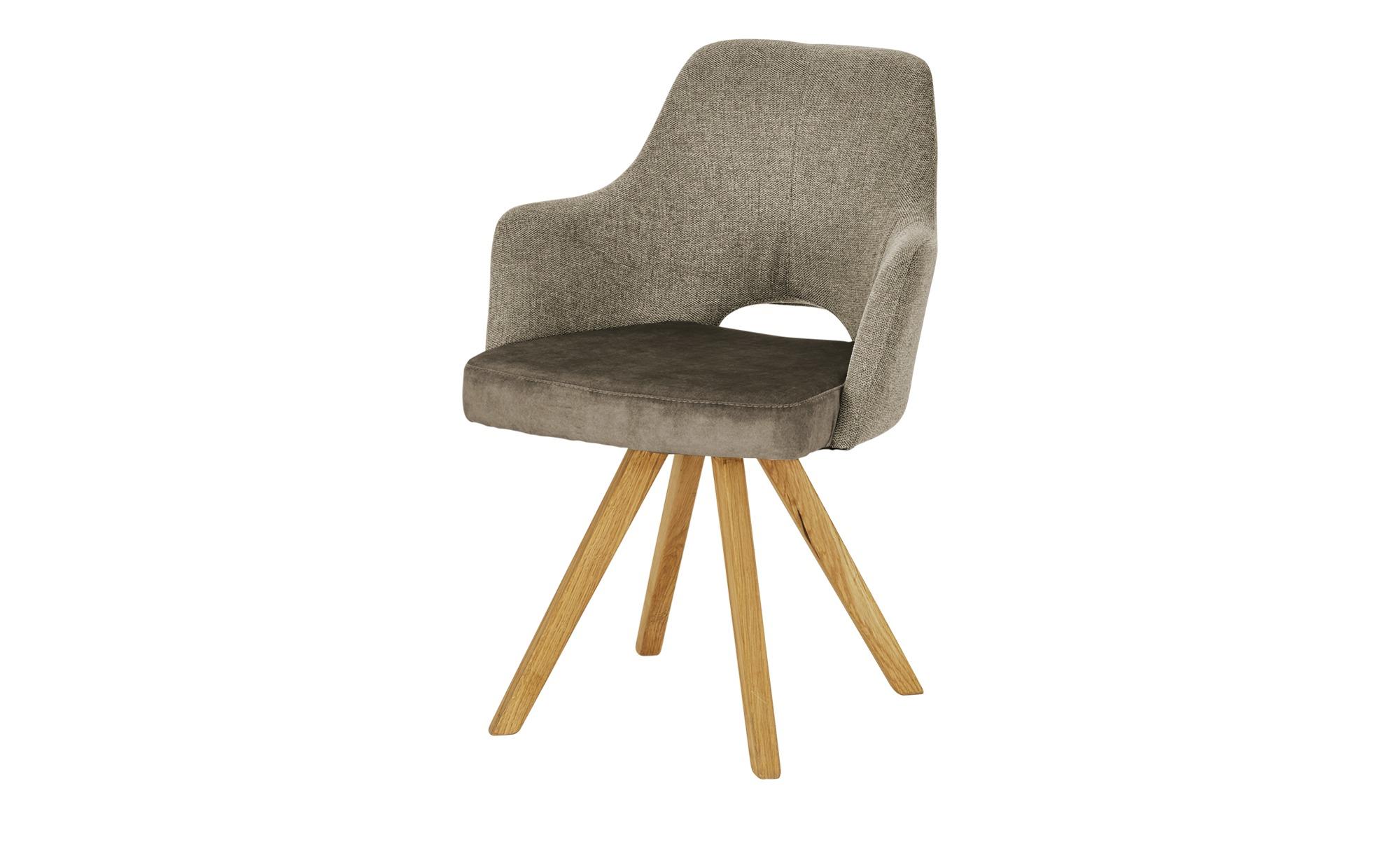 Woodford Polsterstuhl Moreda braun 58 cm 82 cm 60 cm Stühle > Esszimmerstühle Möbel Kraft