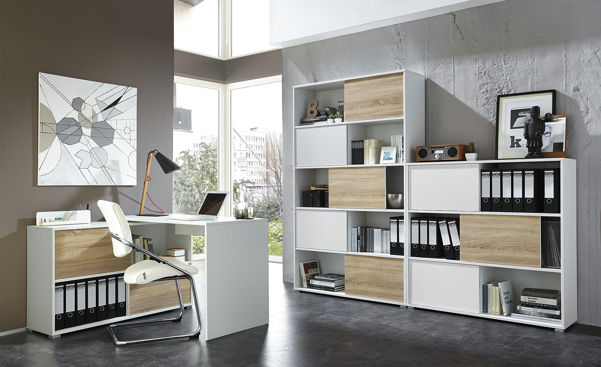 Büro 3 teilig, gefunden bei Möbel Kraft