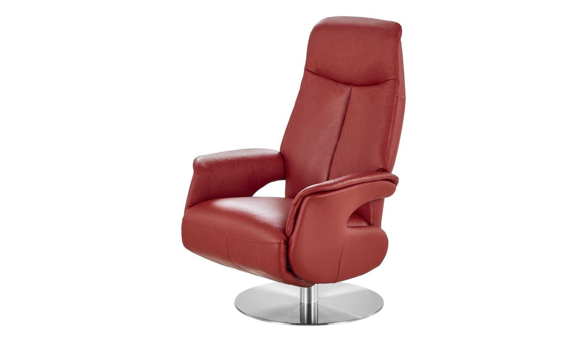 Relaxsessel Leder Rot Bei M Bel Kraft Online Kaufen