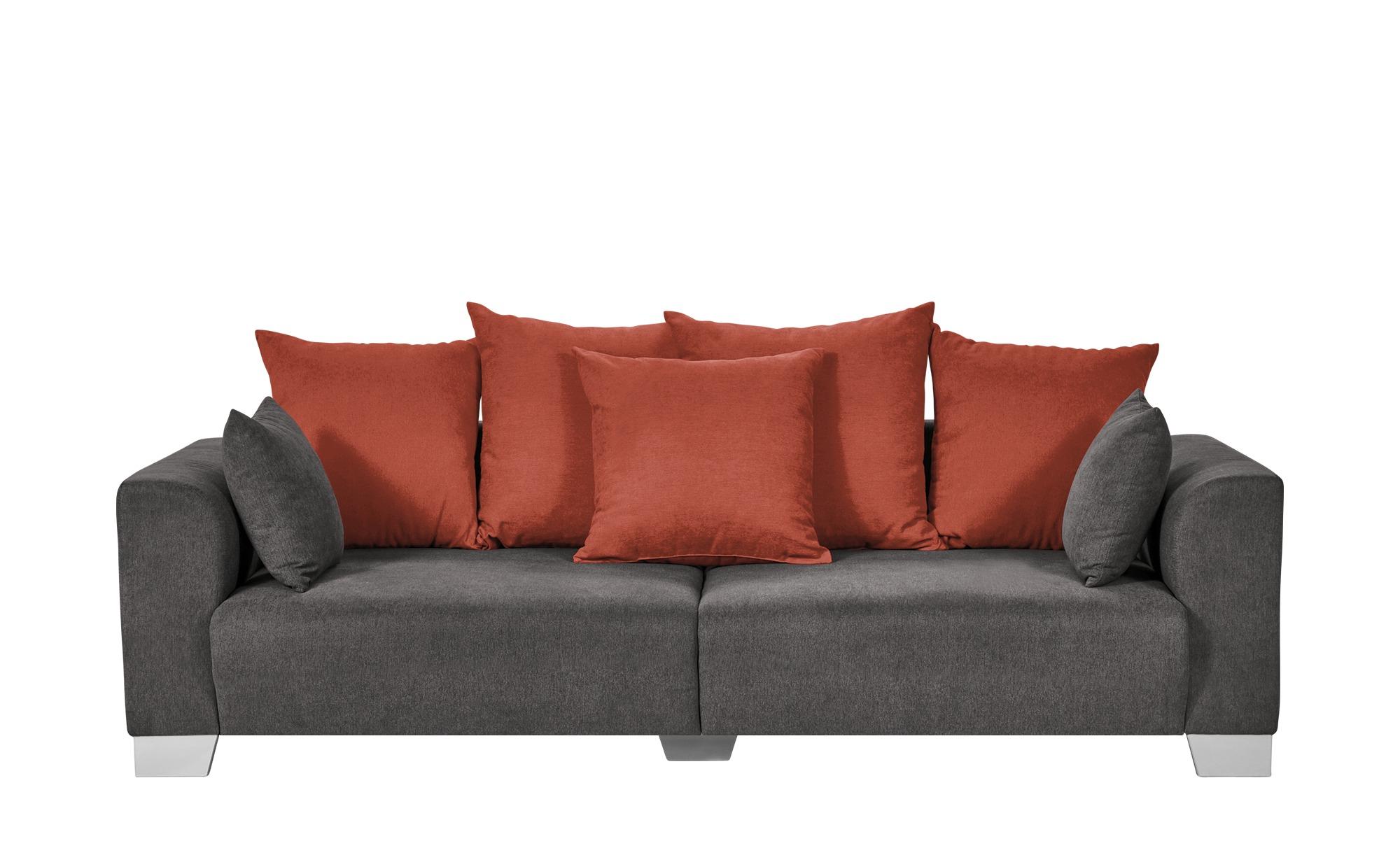Smart Big Sofa Schlamm Orange Bei Möbel Kraft Online Kaufen