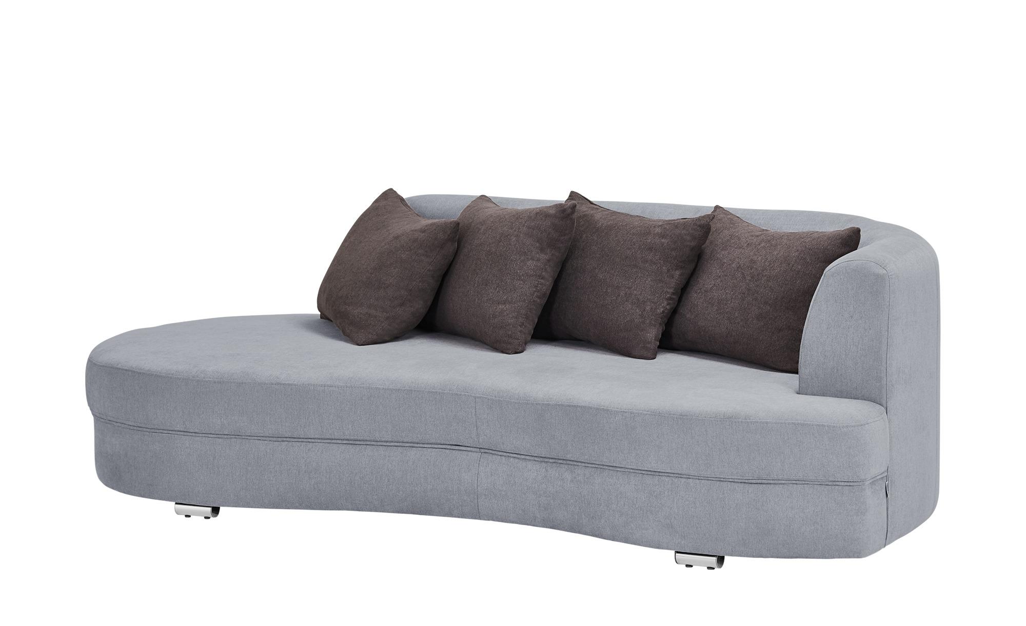 smart big sofa silbergrau schlamm bei m bel kraft. Black Bedroom Furniture Sets. Home Design Ideas