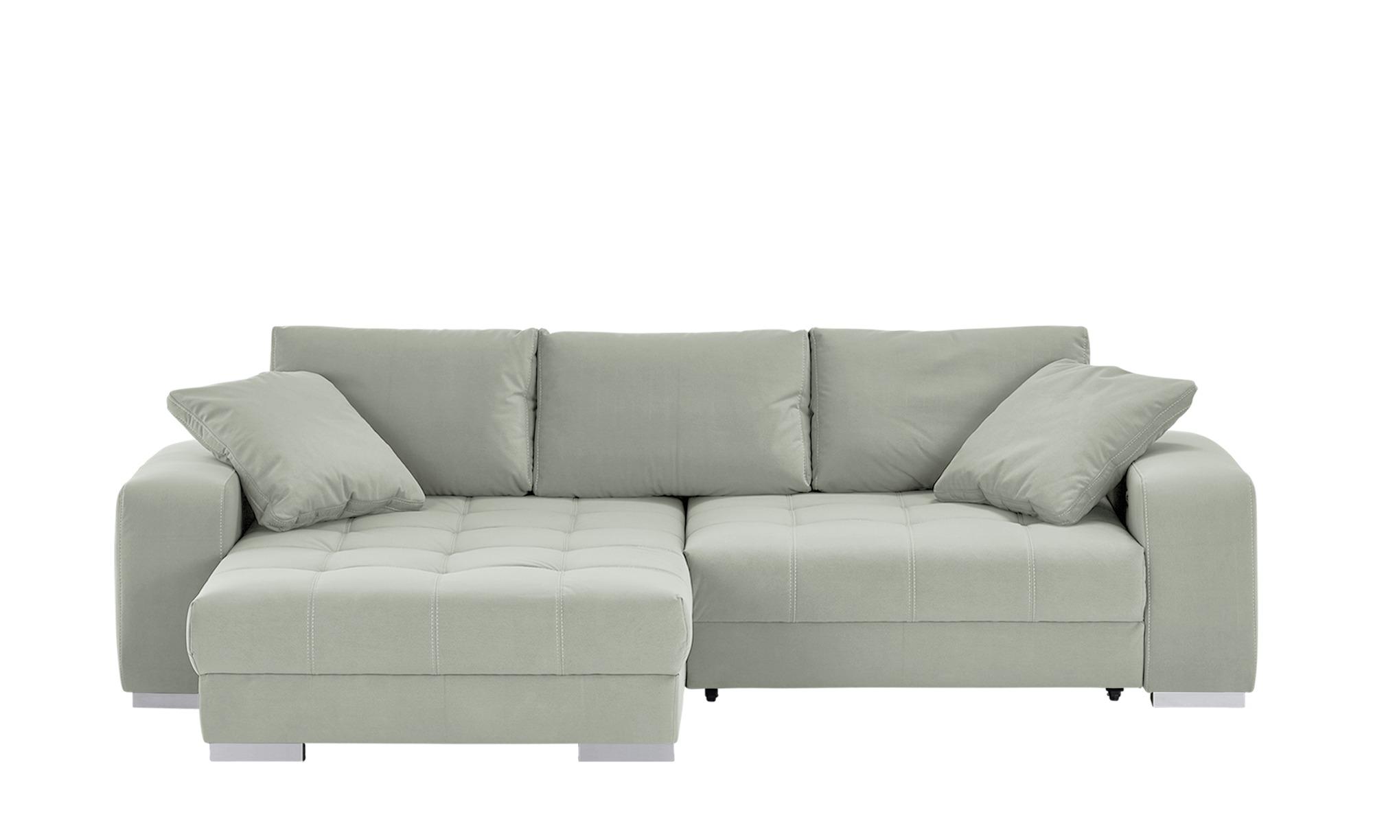 bobb Ecksofa - grau - 68 cm - Polstermöbel > Sofas > Ecksofas - Möbel Kraft   Wohnzimmer > Sofas & Couches > Ecksofas & Eckcouches   bobb