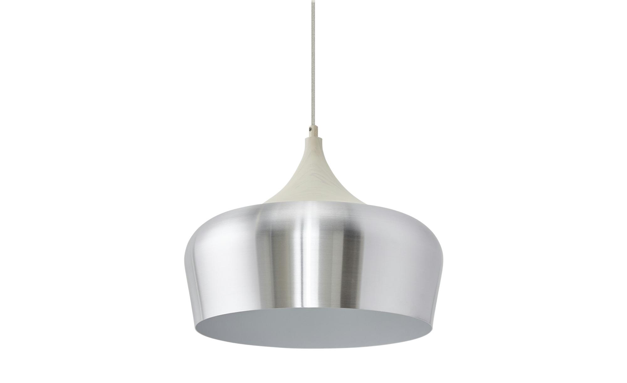 silber metall aluminium pendelleuchten online kaufen. Black Bedroom Furniture Sets. Home Design Ideas