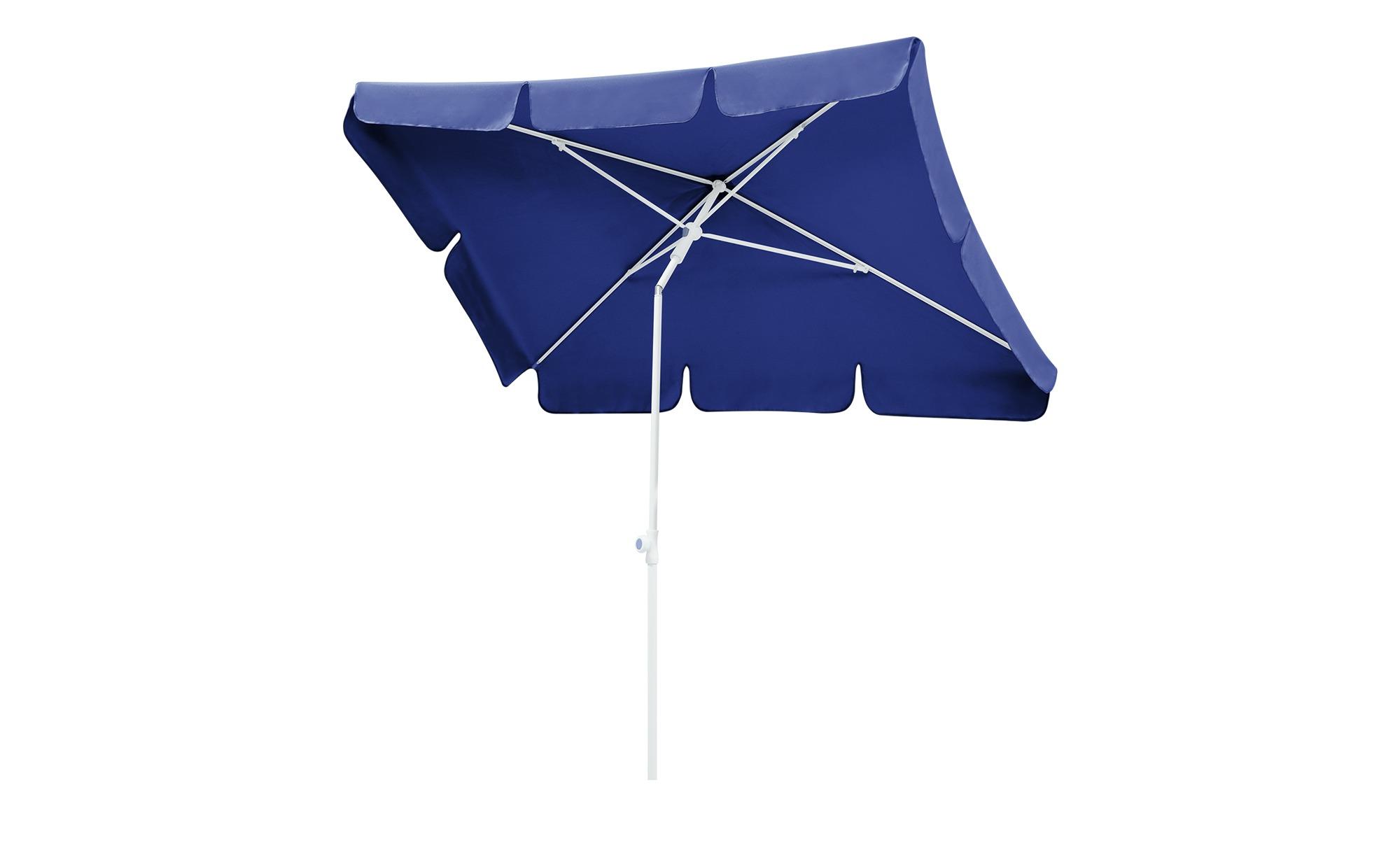 Sonnenschirm  Ibiza - 180 cm - 225 cm - 120 cm - Garten > Sonnenschutz > Sonnenschirme - Möbel Kraft | Garten > Sonnenschirme und Markisen > Sonnenschirme | Sconto