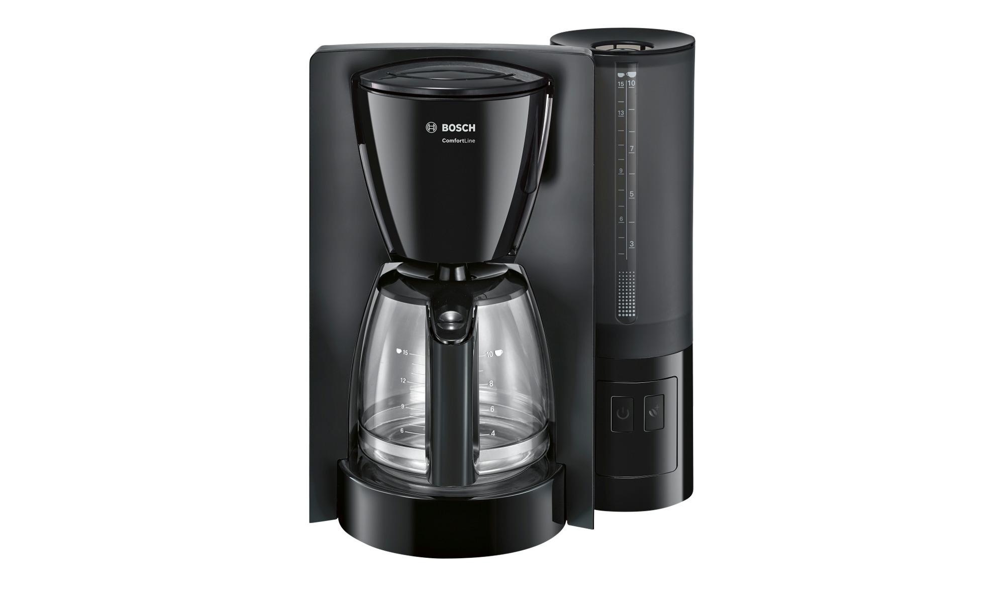 BOSCH Kaffeeautomat  TKA 6A606 - schwarz - Kunststoff - 28,5 cm - 35,5 cm - 23 cm - Elektrokleingeräte > Kaffee & Espressomaschinen - Möbel Kraft | Küche und Esszimmer > Kaffee und Tee > Kaffeemaschinen | BOSCH