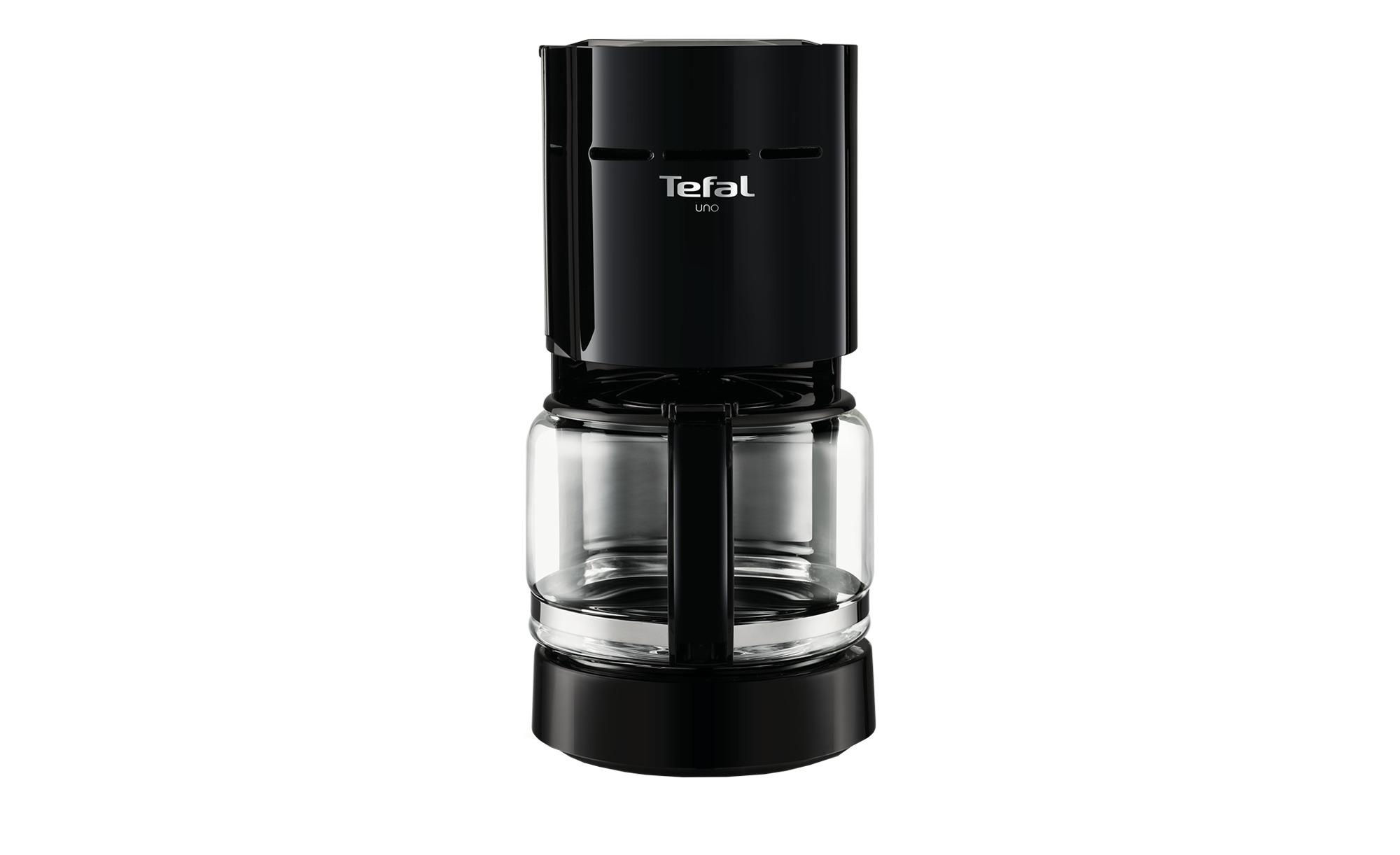Tefal Kaffeeautomat  CM 1218 - schwarz - 28,7 cm - 33,2 cm - 20,2 cm - Elektrokleingeräte > Kaffee & Espressomaschinen - Möbel Kraft