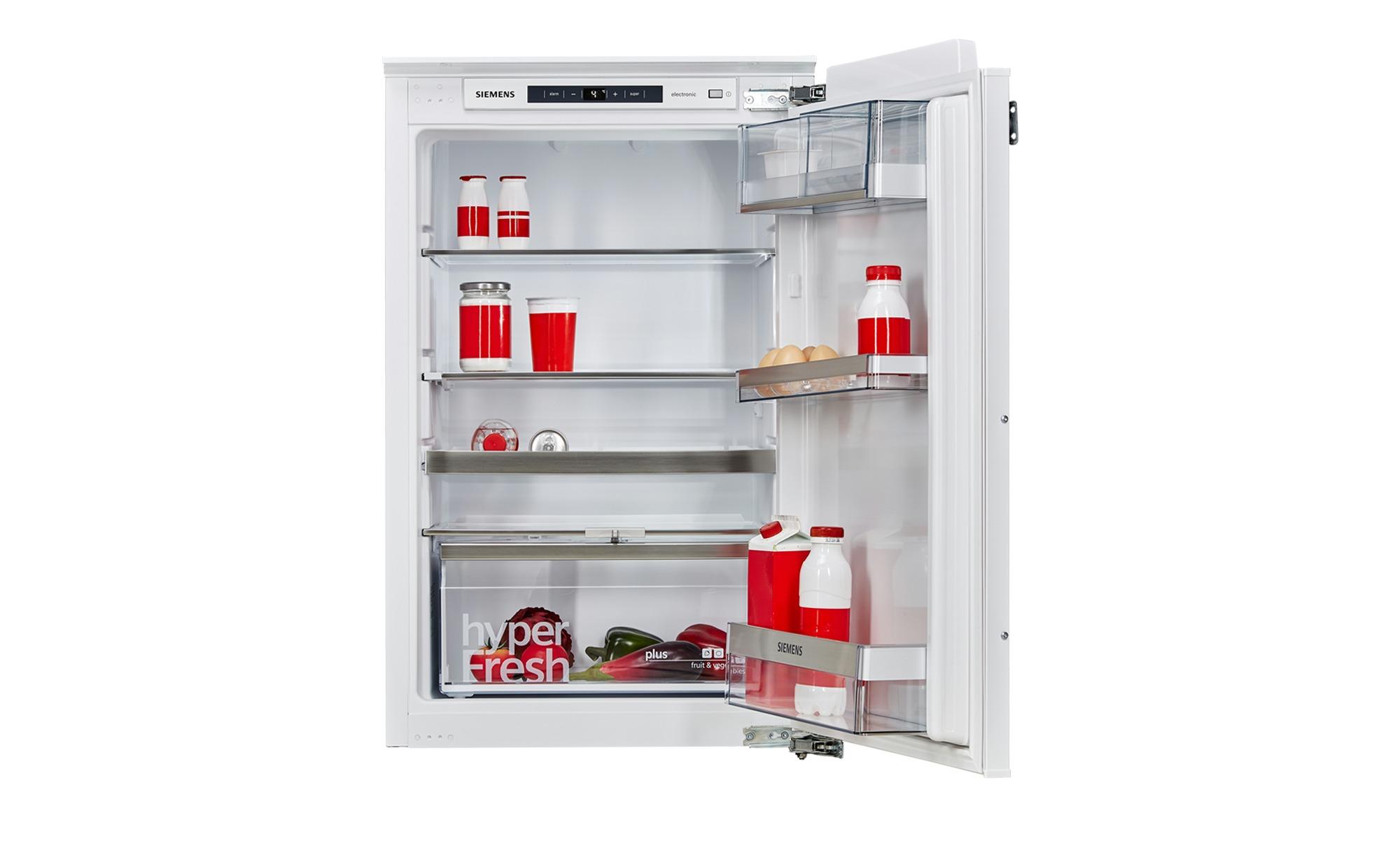 Kühlschrank Siemens : Siemens einbau kühlschrank ki rad bei möbel kraft online