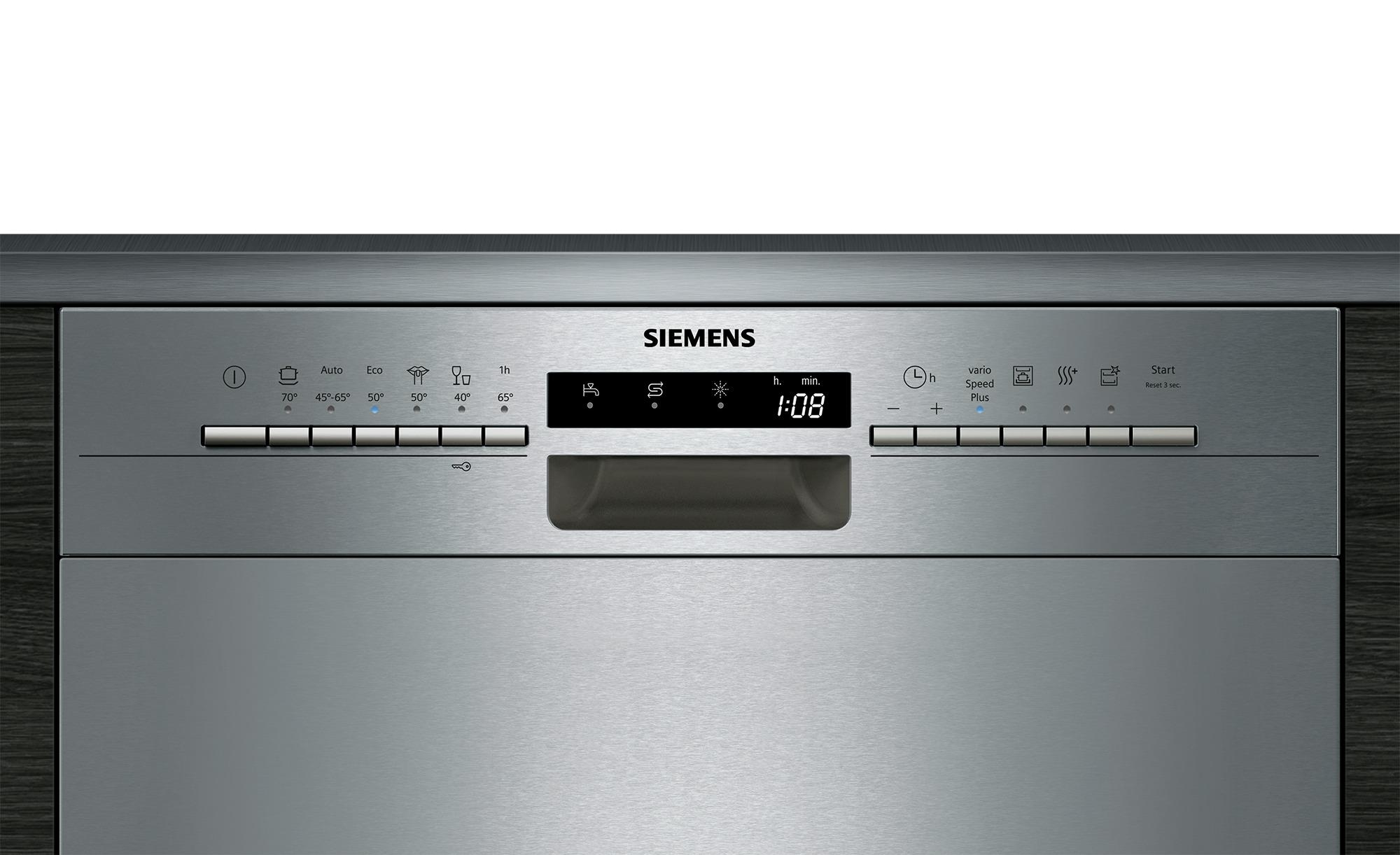 Siemens unterbau geschirrspüler sn 436 s01 ce möbel kraft