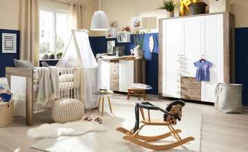 Babyzimmer, 3-teilig