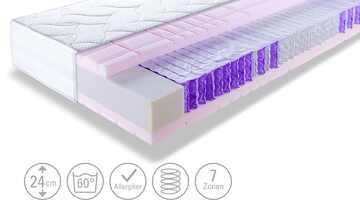 Dreamer eXpress Micro-Tonnentaschenfederkernmatratze