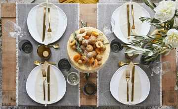 HOME STORY Tischläufer  Fiona